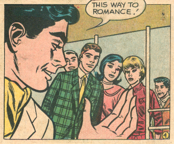 Sequential Crush is the main site on the internet about American romance comics from the 1960s and 1970s.
