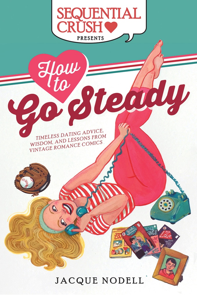 how to go steady romance comics