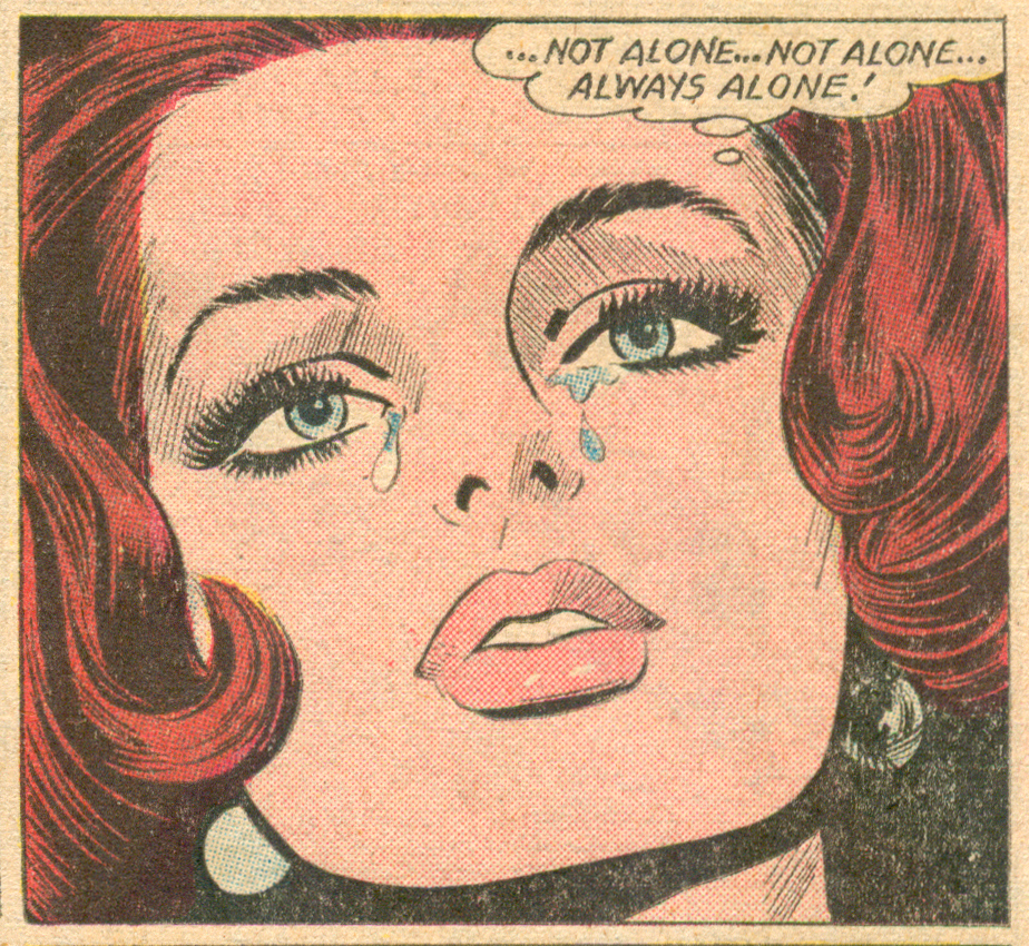 """Strangers to Love!""  Young Romance  #132 (October/November 1964), Pencils: Jay Scott Pike, DC Comics."
