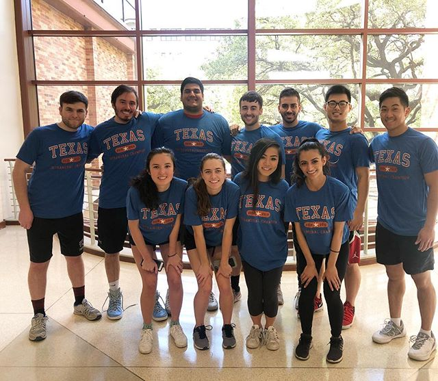 2019 Intramural Co-Ed Basketball Champions 🏀 #workhard #playharder