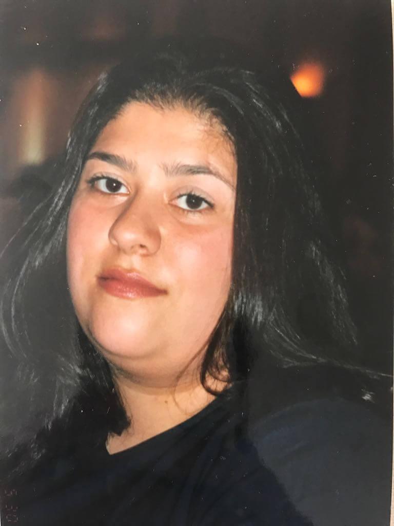 Age 18, High School Graduation // 1997