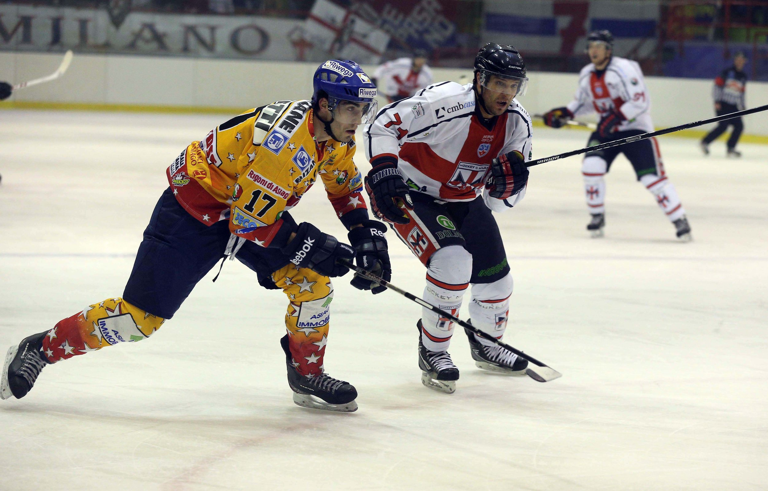 Hockey Milano Rossoblu