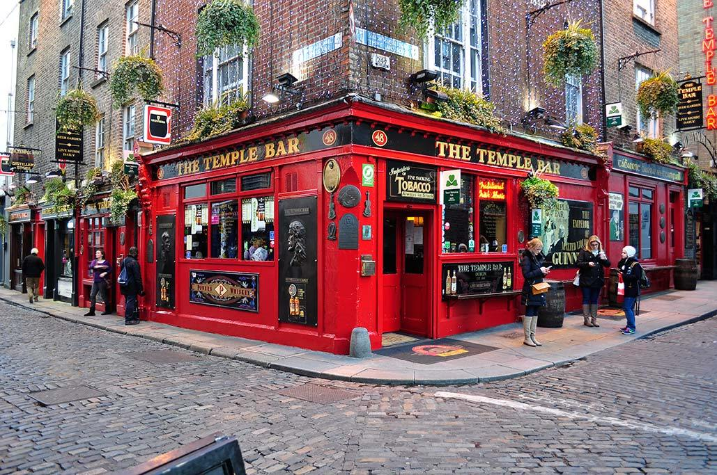 The Temple Bar Area