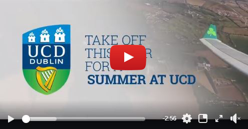 Check out this video giving you a sneak peak into UCD!