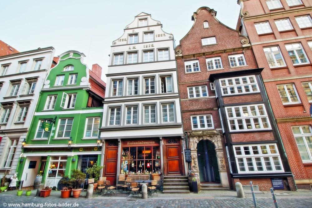 Deichstraße - Oldest Street