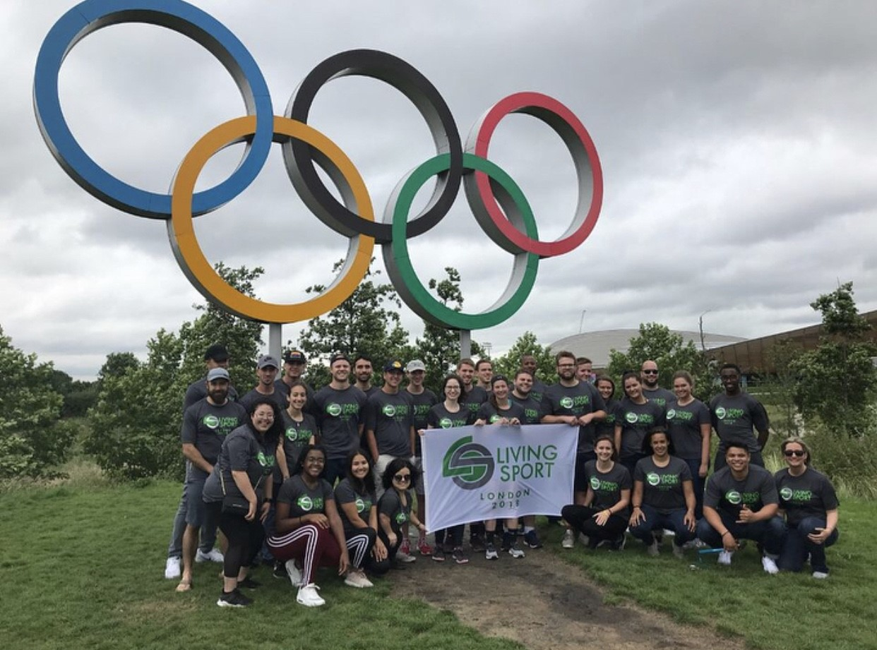 Olympic Park | Living Sport's London 2018 International Sport Business Program