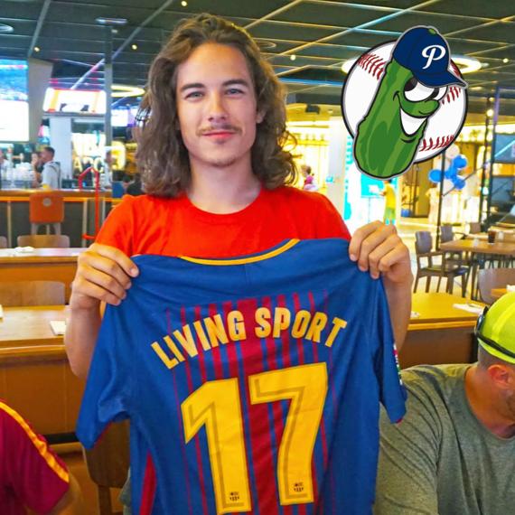 Ross Campbell | Barcelona '17