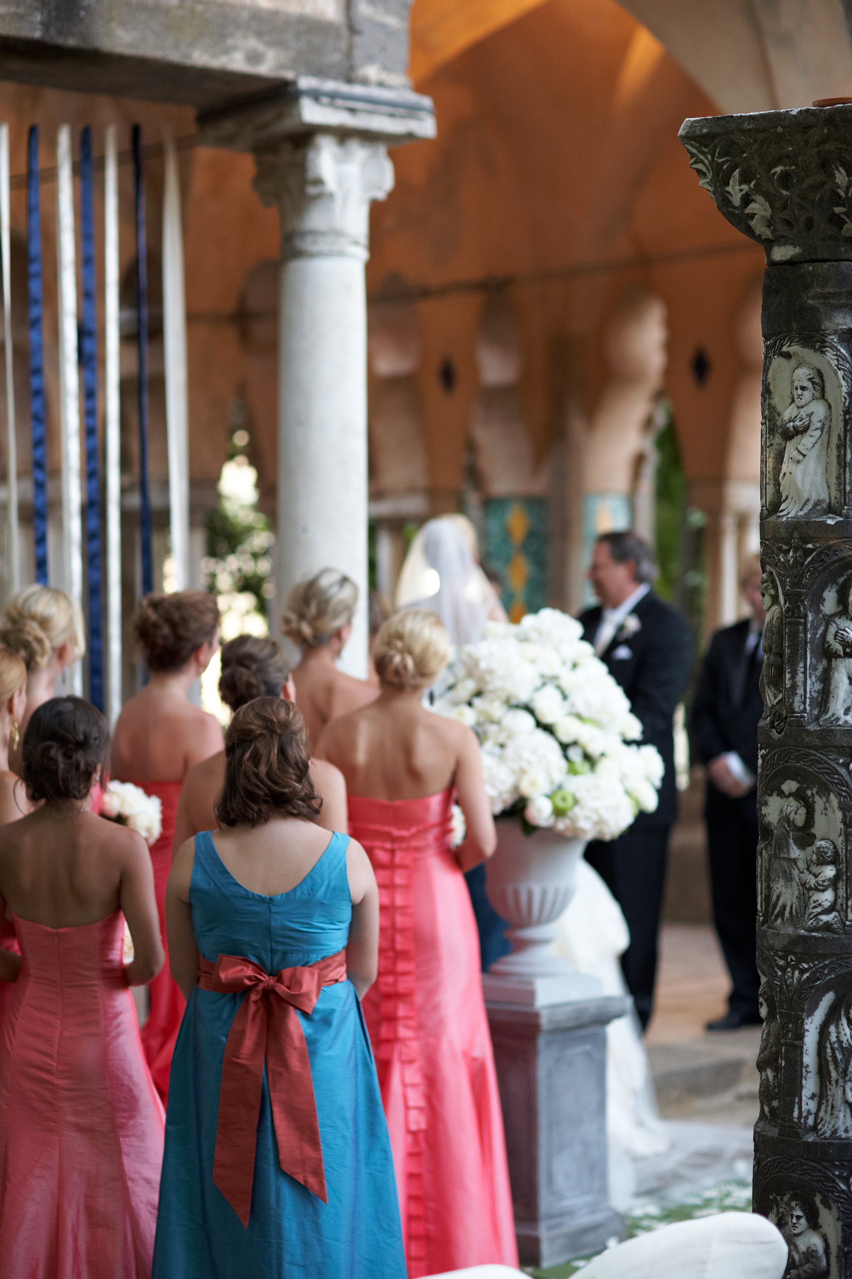 Ceremony Details - Ravello, Italy - Summer Wedding - Julian Leaver Events