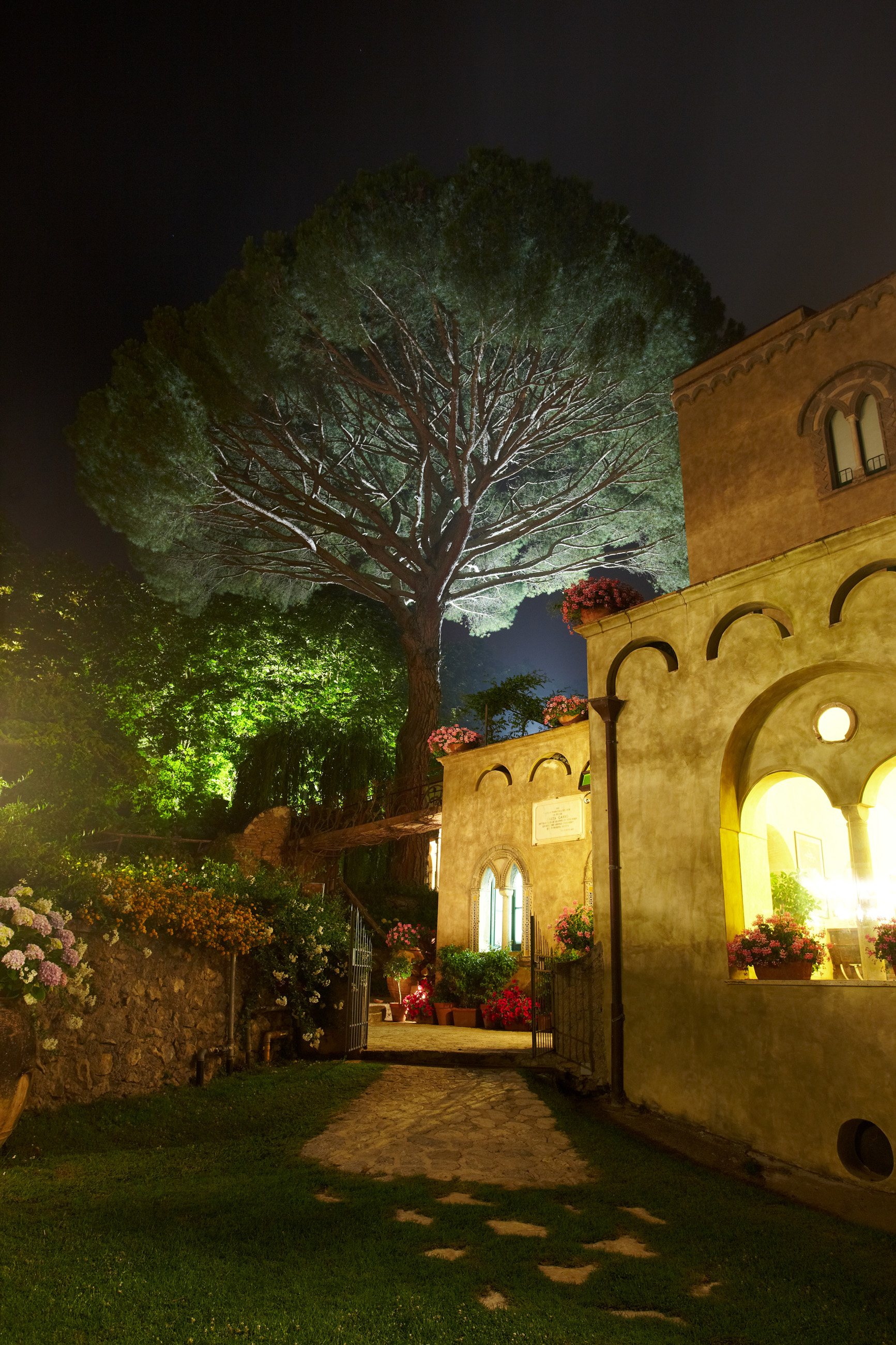 Venue Details - Ravello, Italy - Summer Wedding - Julian Leaver Events