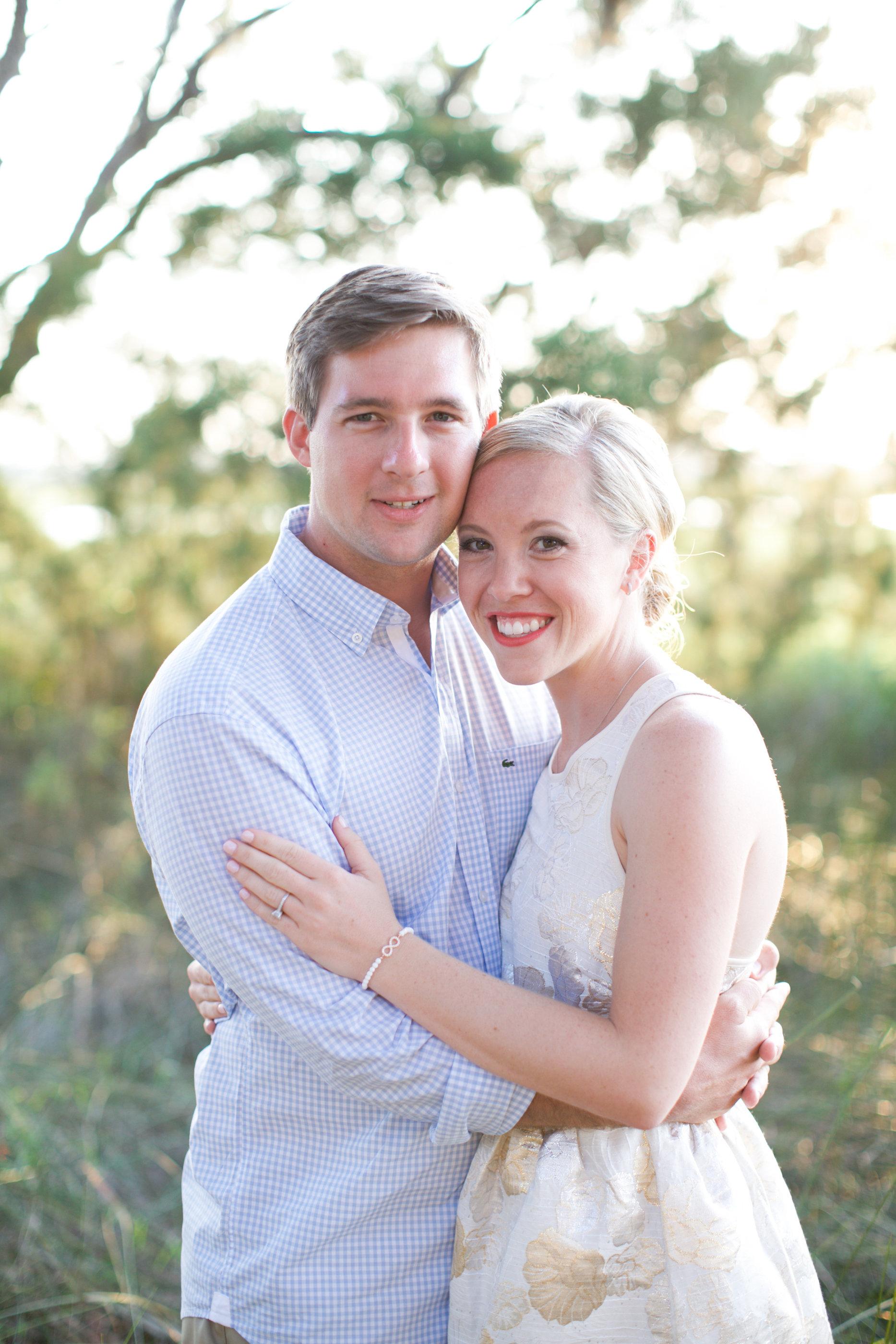 Couple Details - Kiawah Island, South Carolina - Fall Wedding - Julian Leaver Events