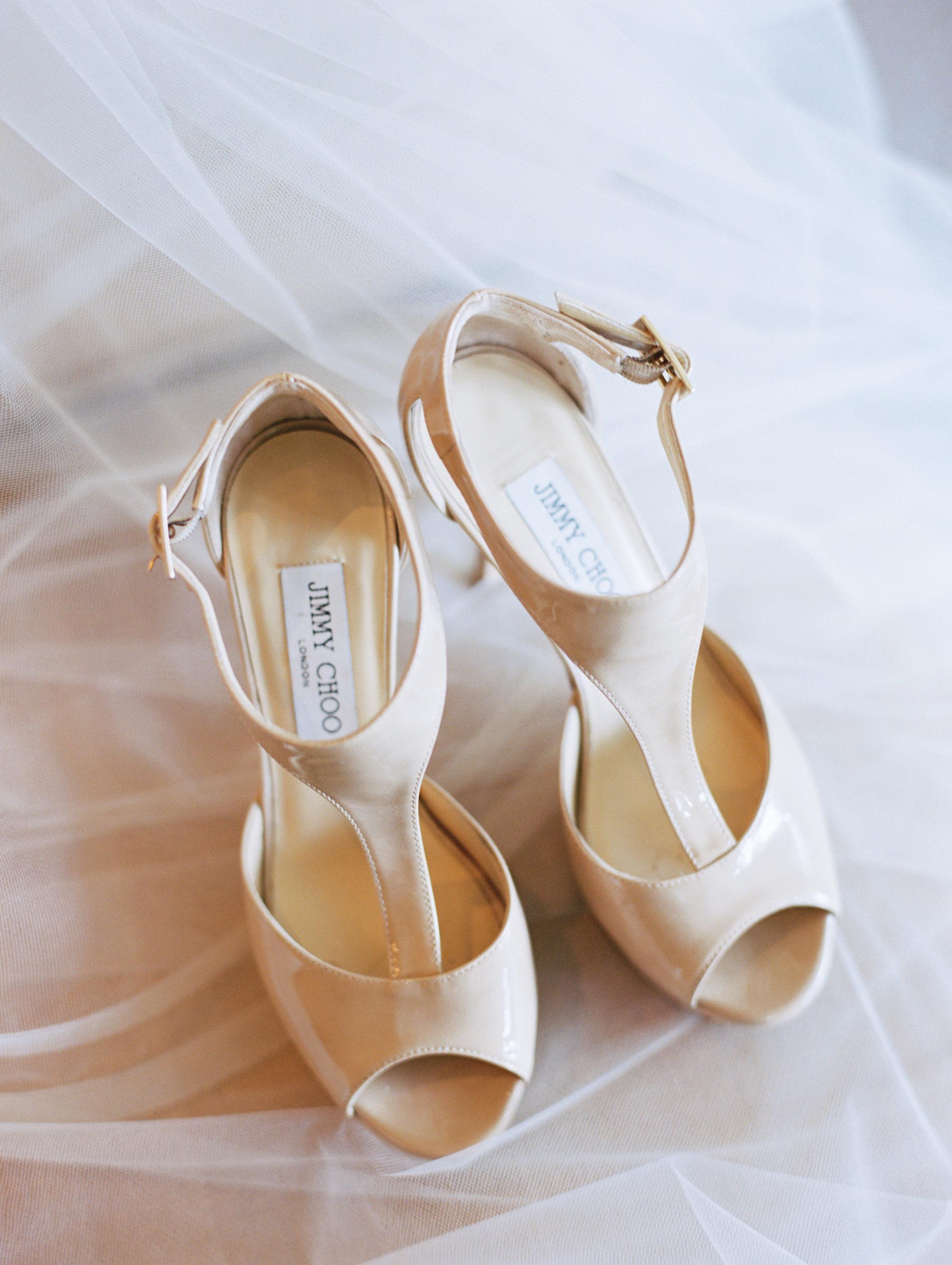 Shoe Details - Kiawah Island, South Carolina - Fall Wedding - Julian Leaver Events