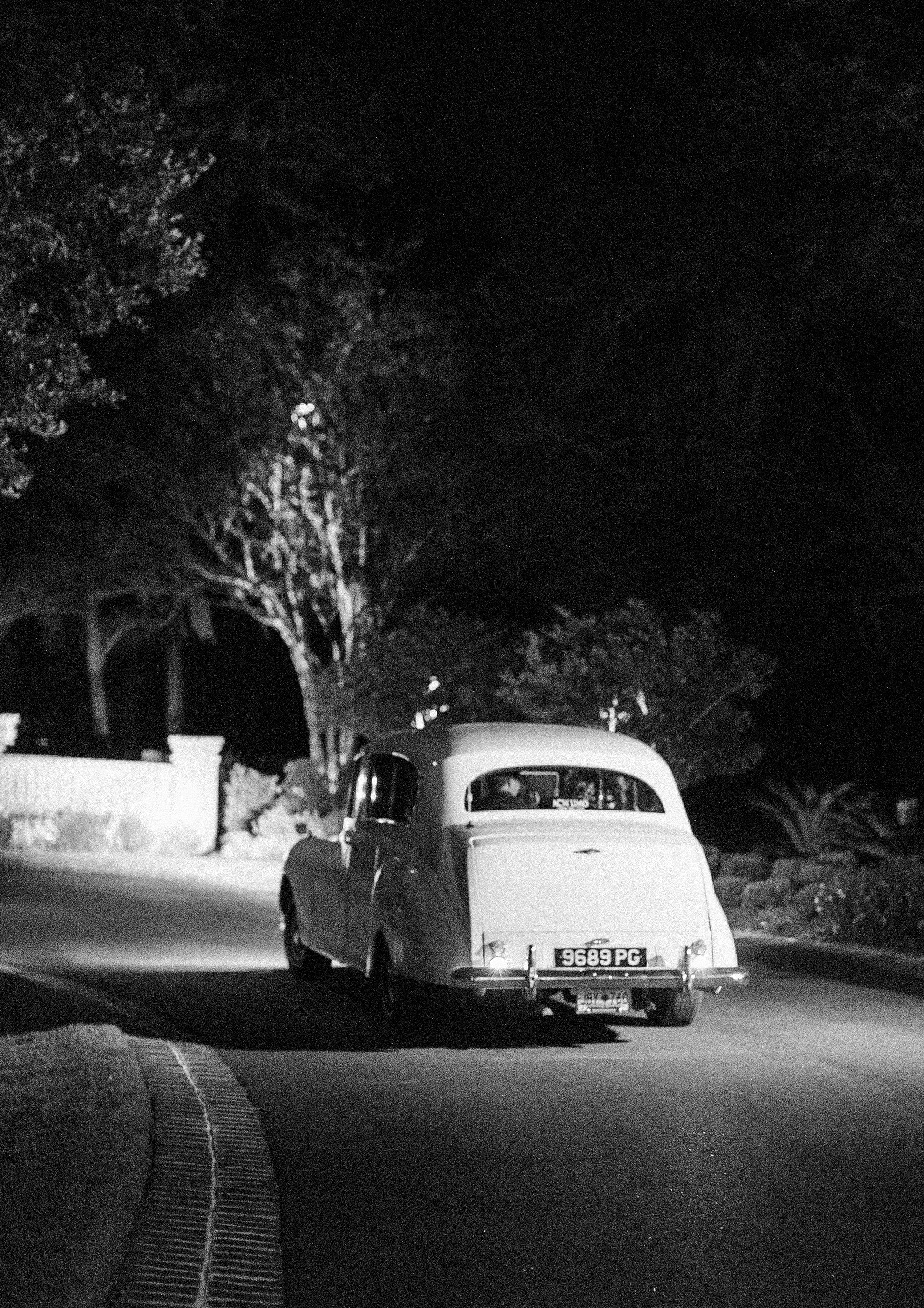 Departure Details - Kiawah Island, South Carolina - Fall Wedding - Julian Leaver Events