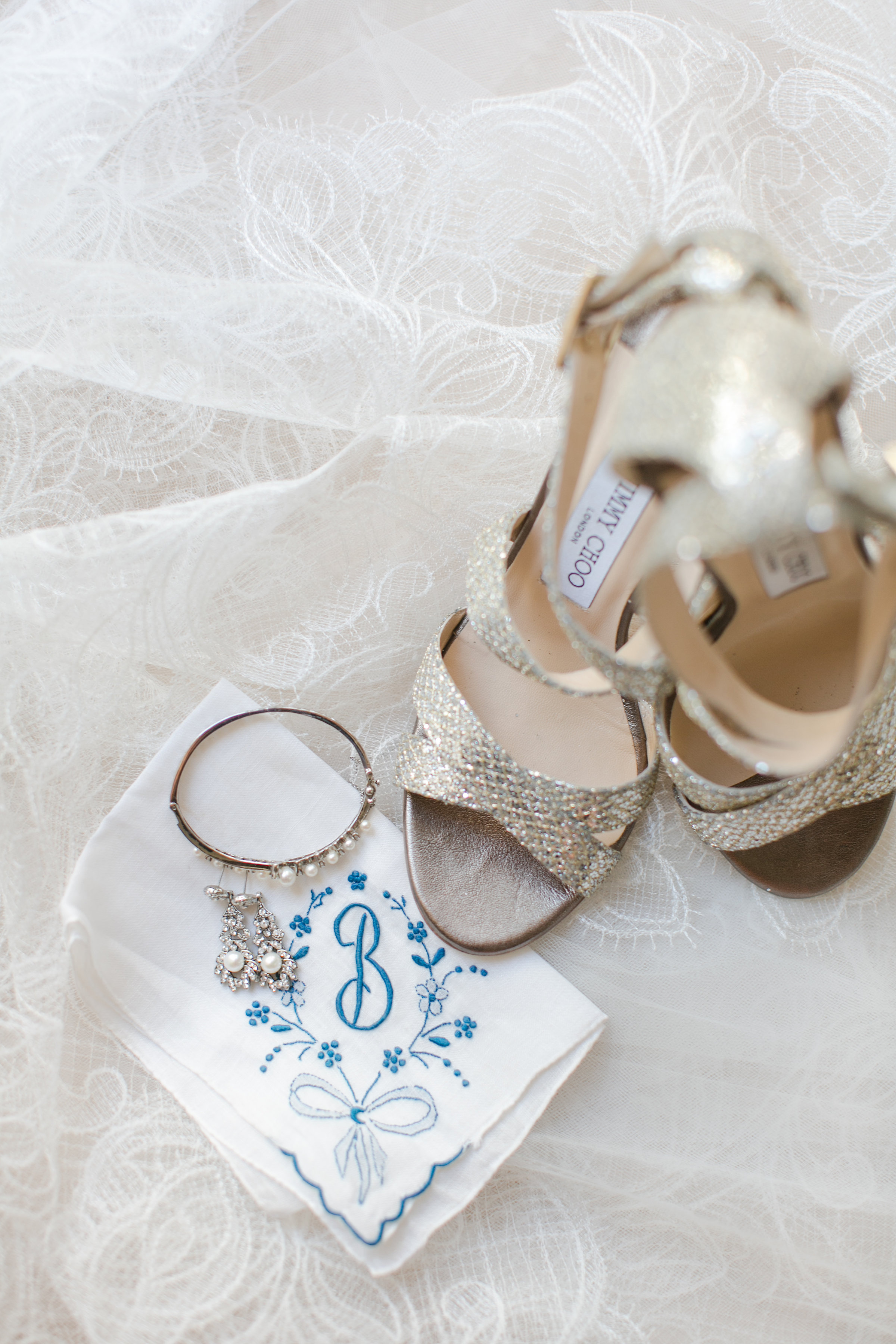 Shoe Details - San Jose Del Cabo, Mexico - Spring Wedding - Julian Leaver Events