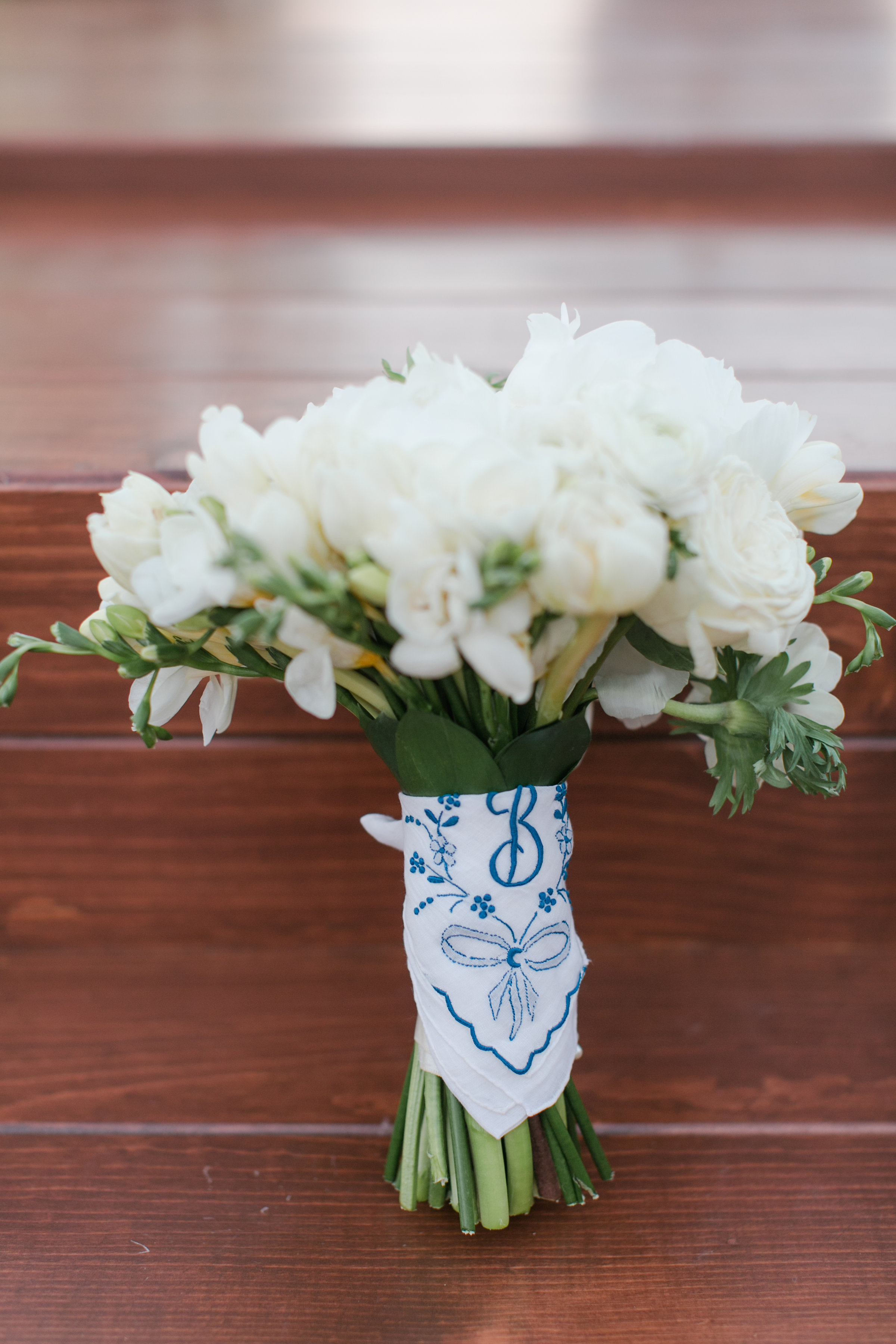 Bouquet Details - San Jose Del Cabo, Mexico - Spring Wedding - Julian Leaver Events