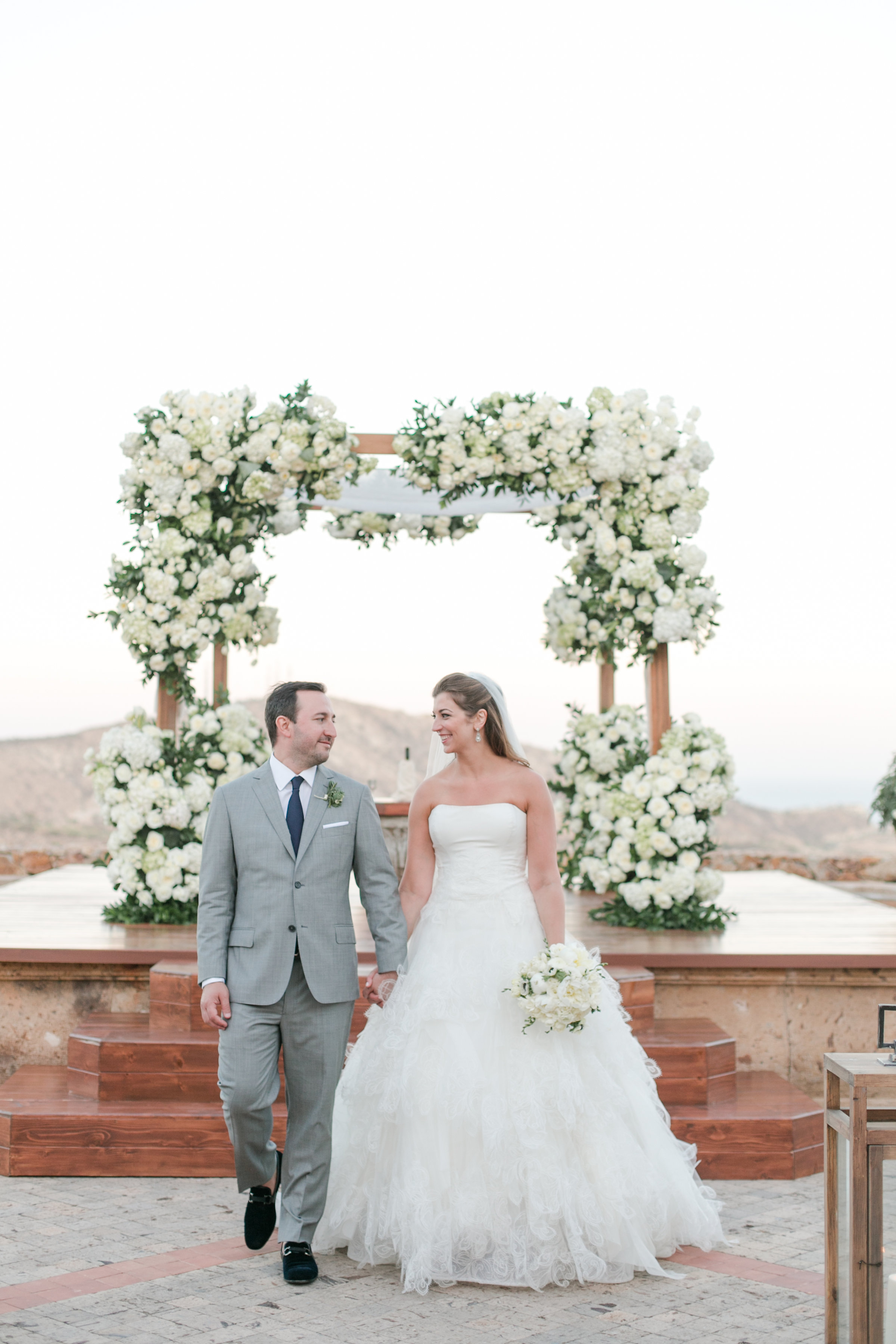Couple Details - San Jose Del Cabo, Mexico - Spring Wedding - Julian Leaver Events
