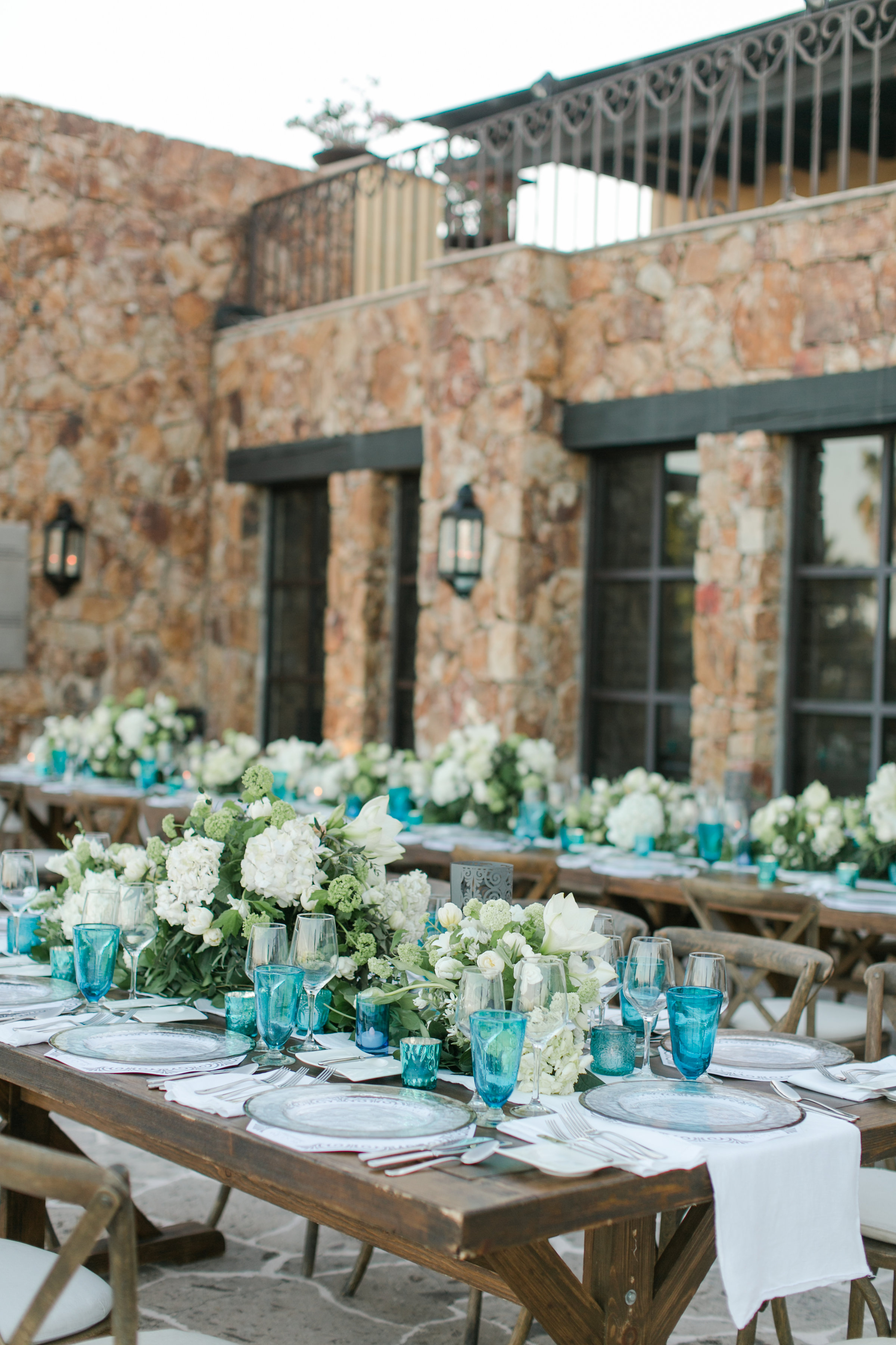 Reception Details - San Jose Del Cabo, Mexico - Spring Wedding - Julian Leaver Events