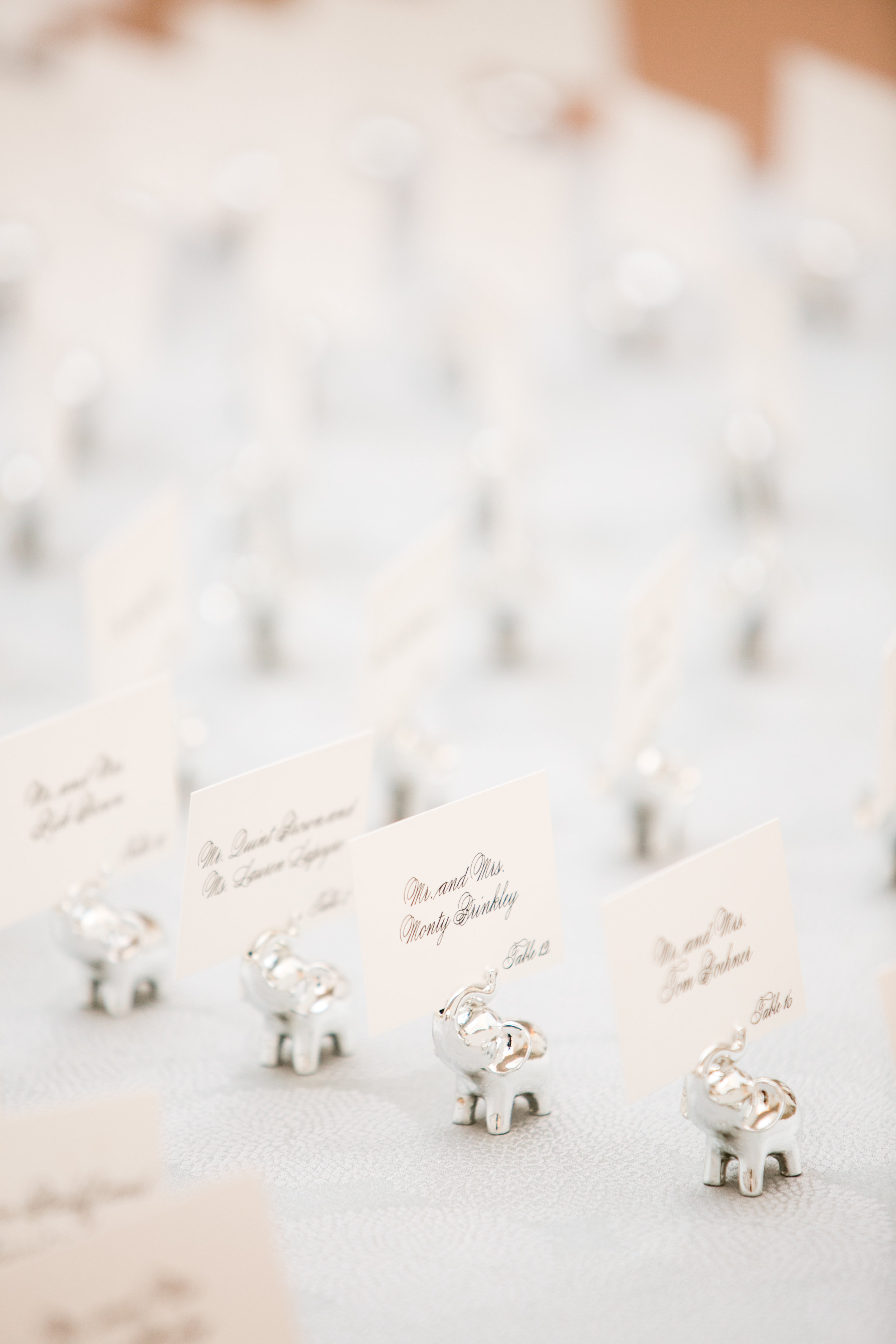 Stationary Details - Dallas, Tx - Fall Wedding - Julian Leaver Events