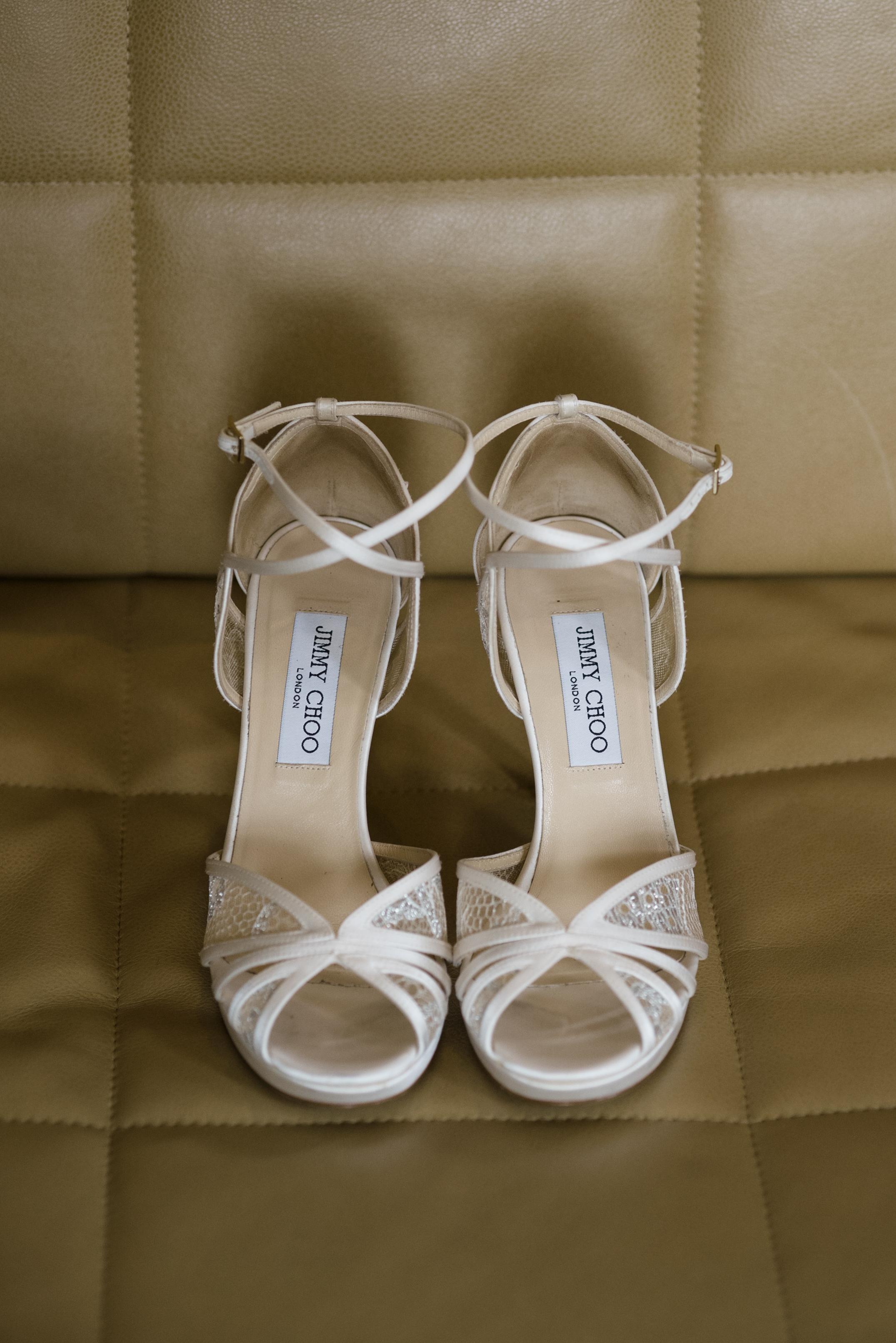 Shoe Details - Dallas, Tx - Spring Wedding - Julian Leaver Events