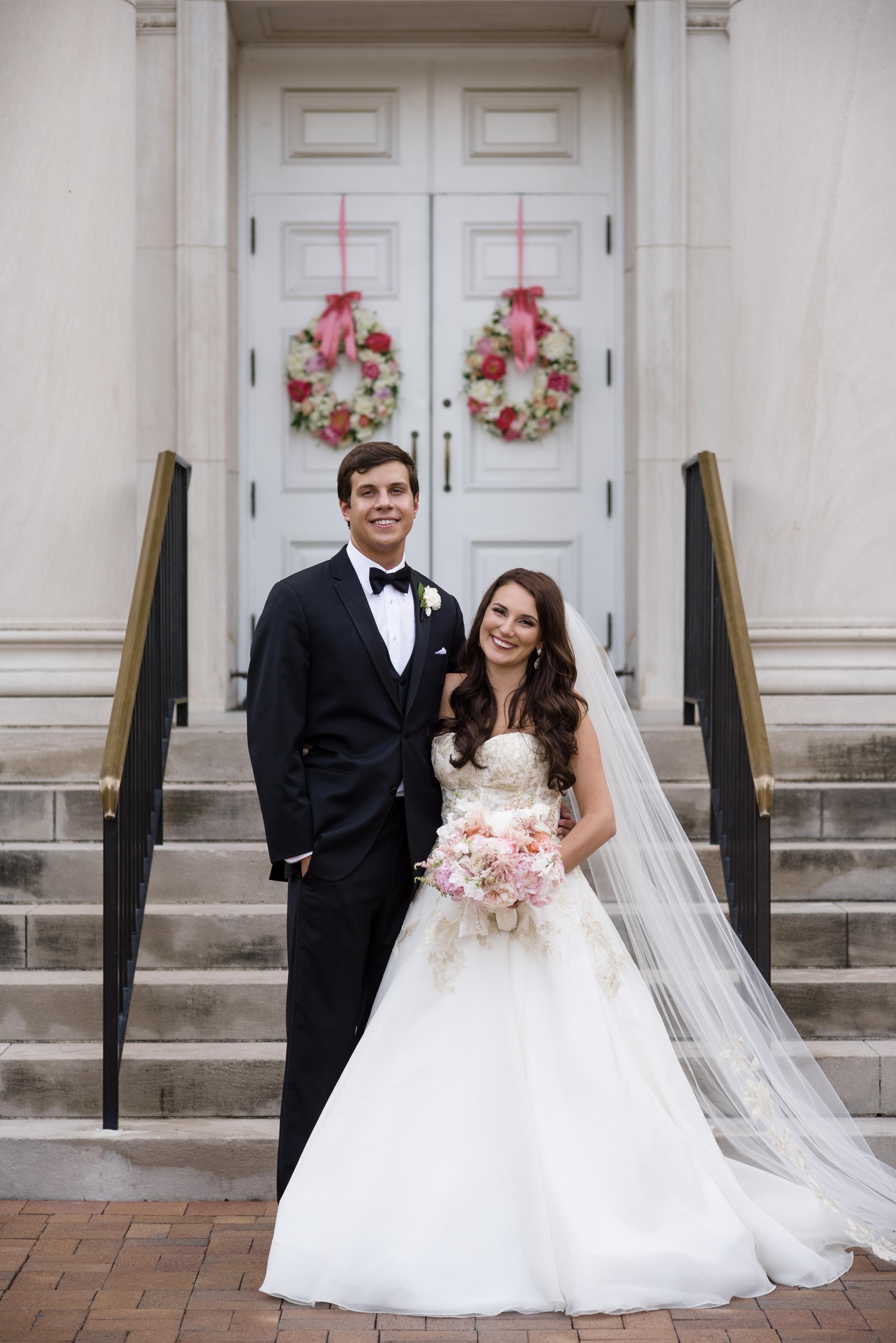 Couple Details - Dallas, Tx - Spring Wedding - Julian Leaver Events