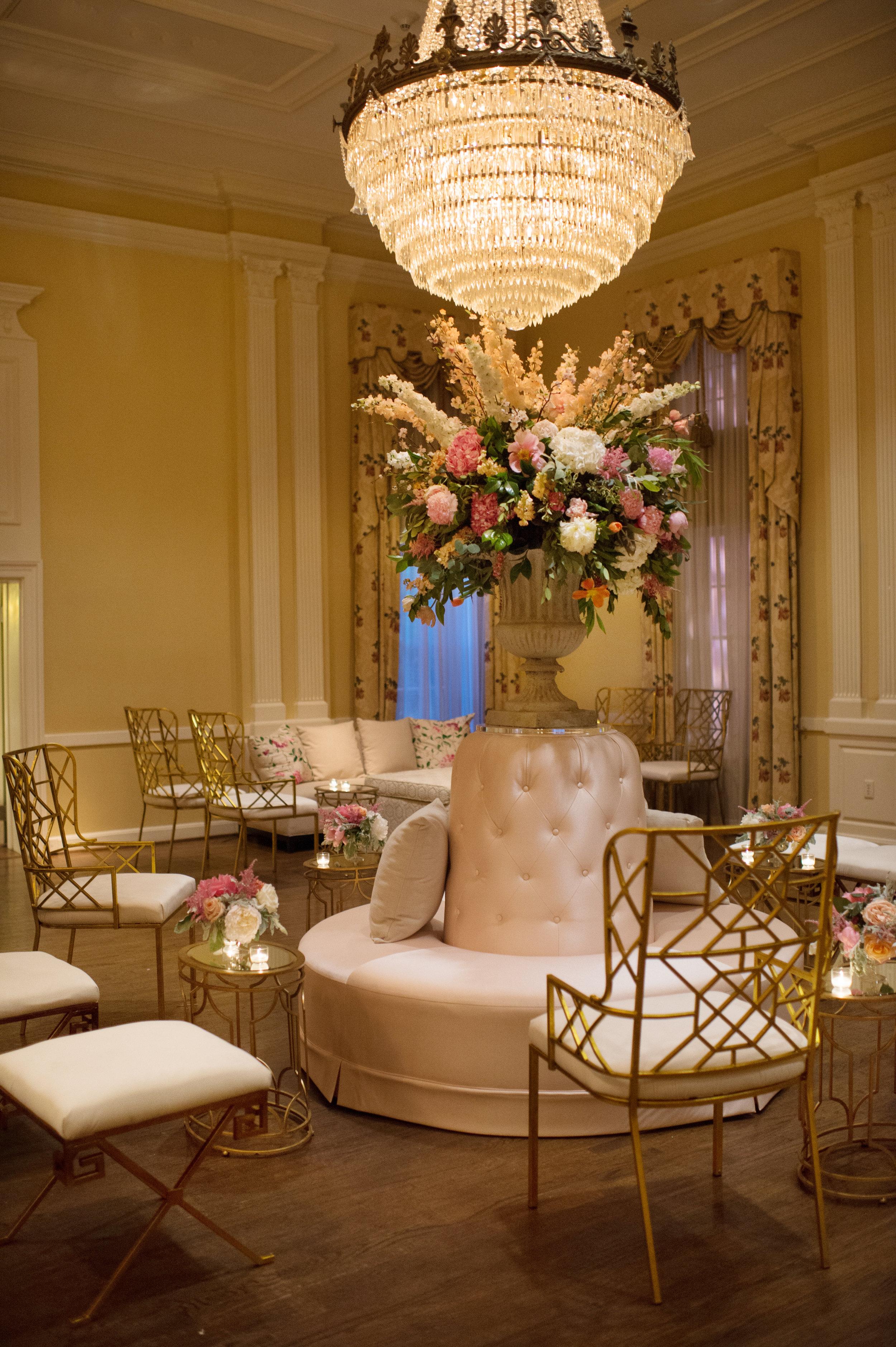 Reception Details - Dallas, Tx - Spring Wedding - Julian Leaver Events