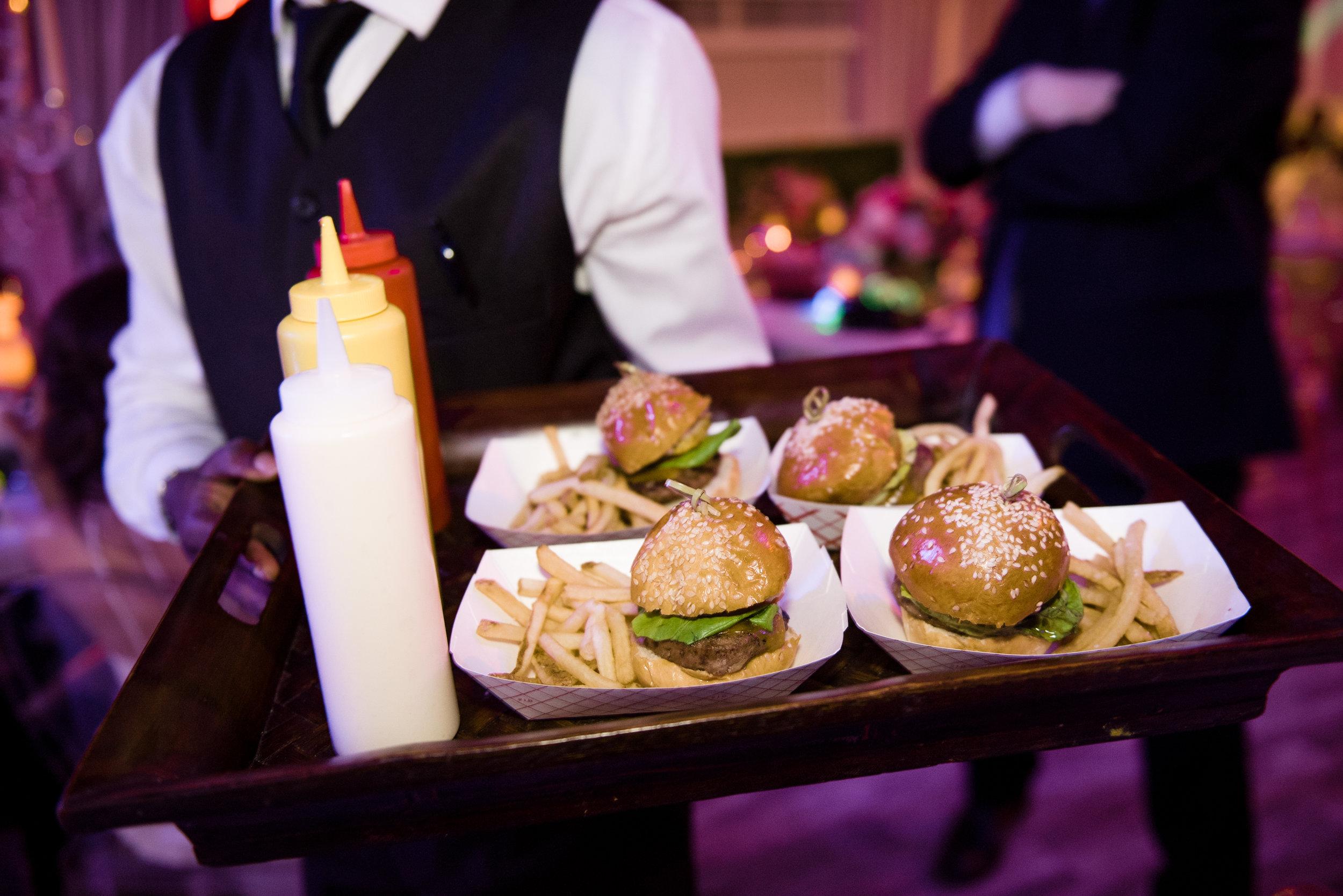 Food Details - Dallas, Tx - Spring Wedding - Julian Leaver Events