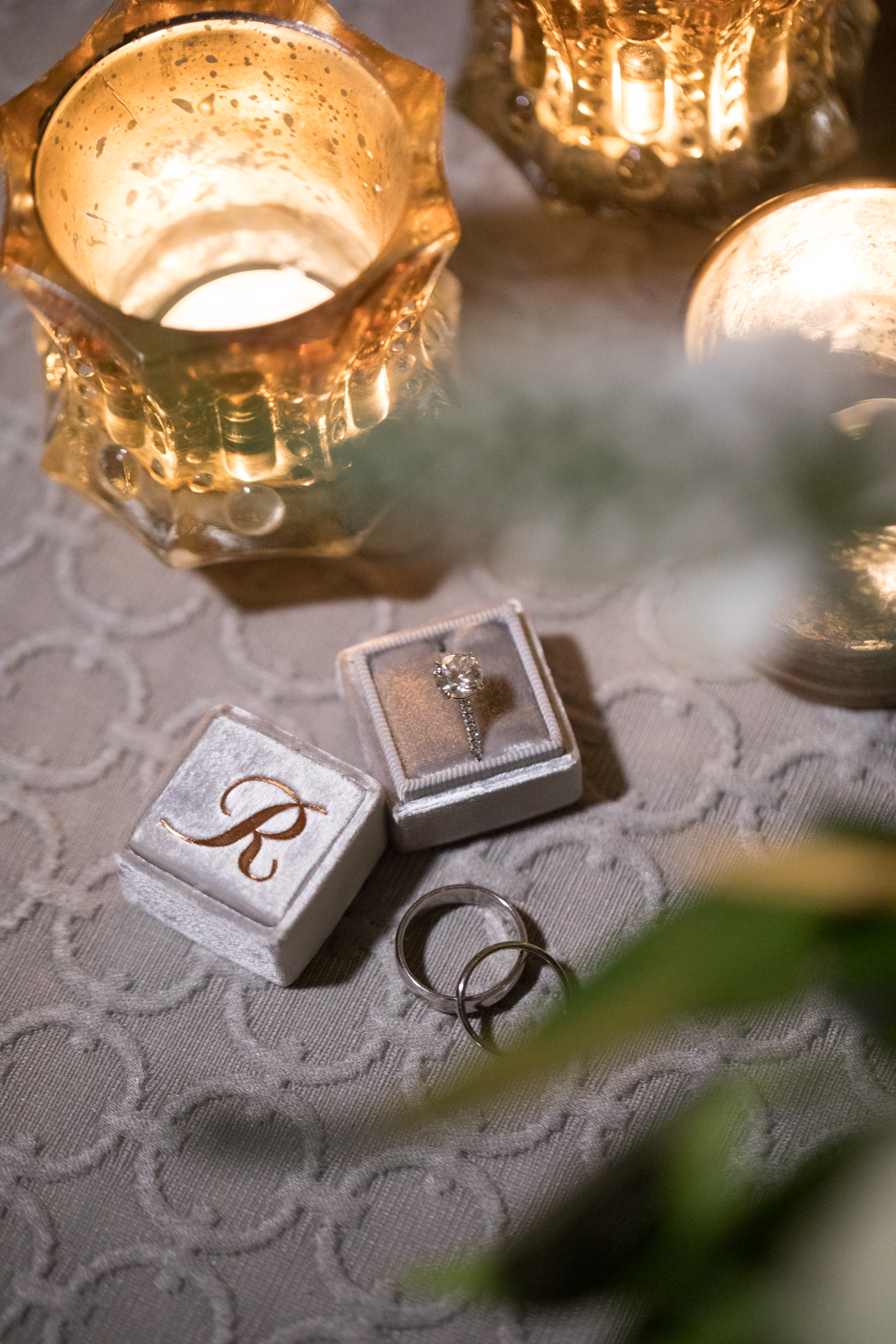 Jewelry Details - Dallas, Tx - Summer Wedding - Julian Leaver Events