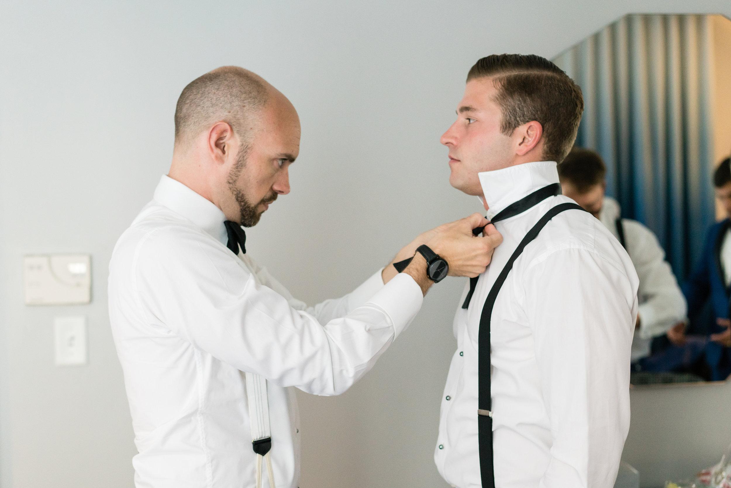 Groom Details - Dallas, Tx - Fall Wedding - Julian Leaver Events