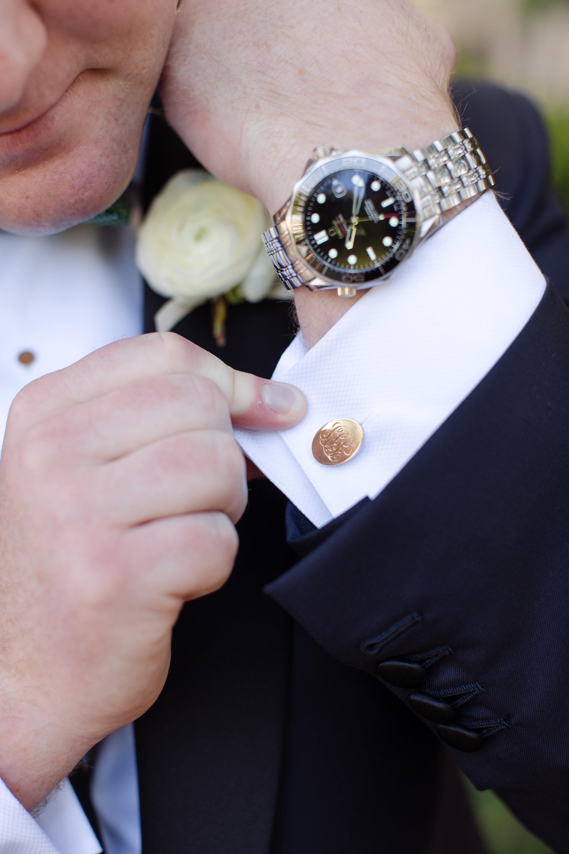 Jewelry Details - Dallas, Tx - Fall Wedding - Julian Leaver Events