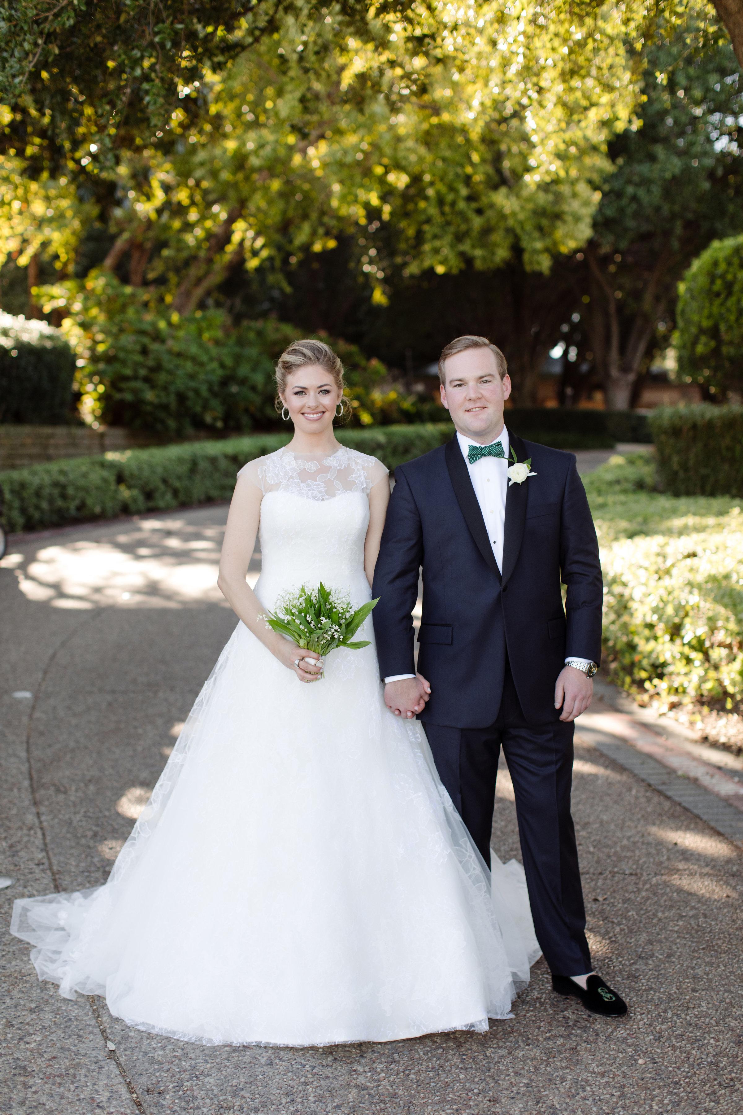 Couple Details - Dallas, Tx - Fall Wedding - Julian Leaver Events