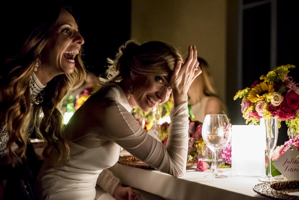 Reception Details - Castello Di Casole, Italy - Fall Birthday - Julian Leaver Events