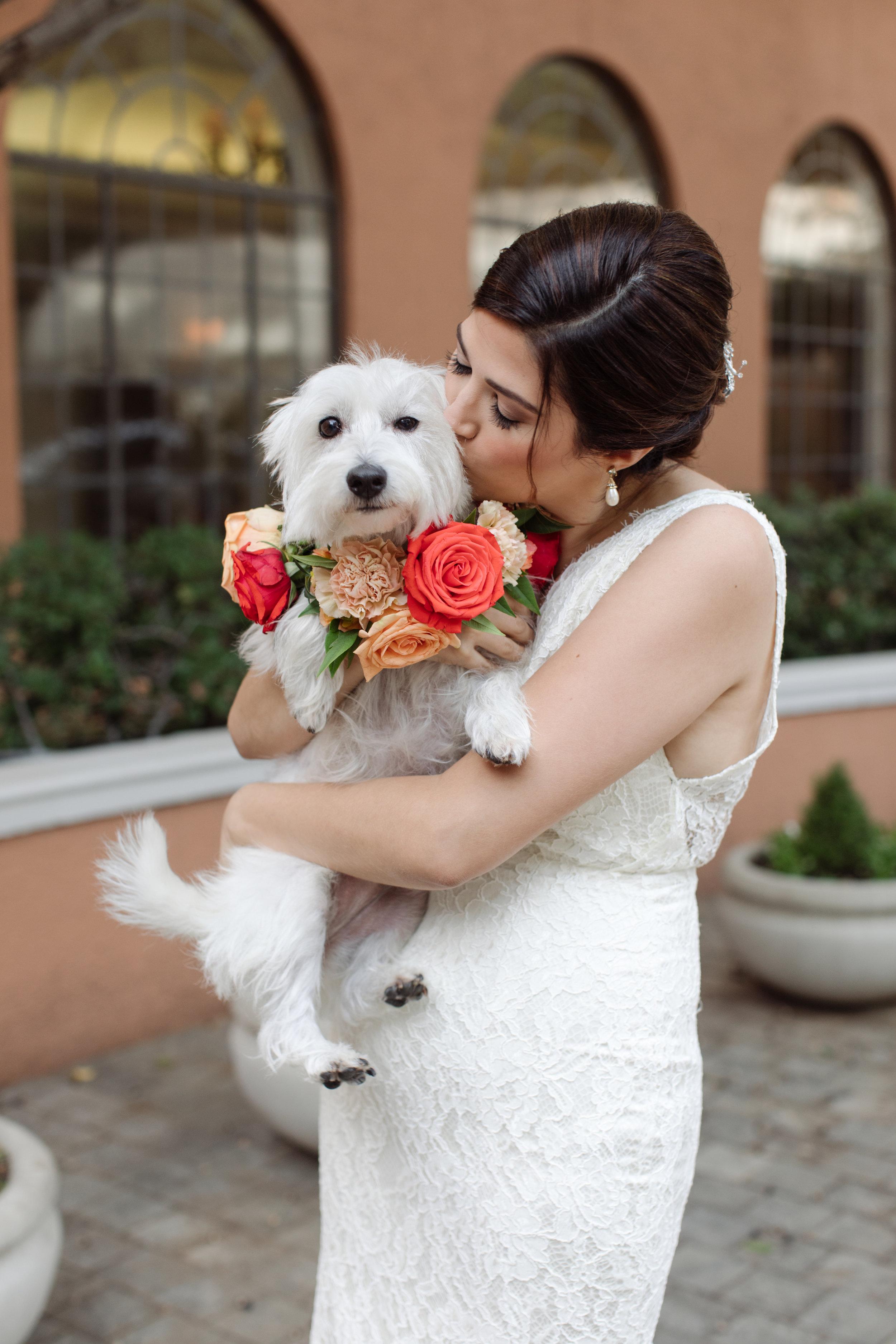 Fur love Details - Dallas, Tx - Fall Wedding - Julian Leaver Events
