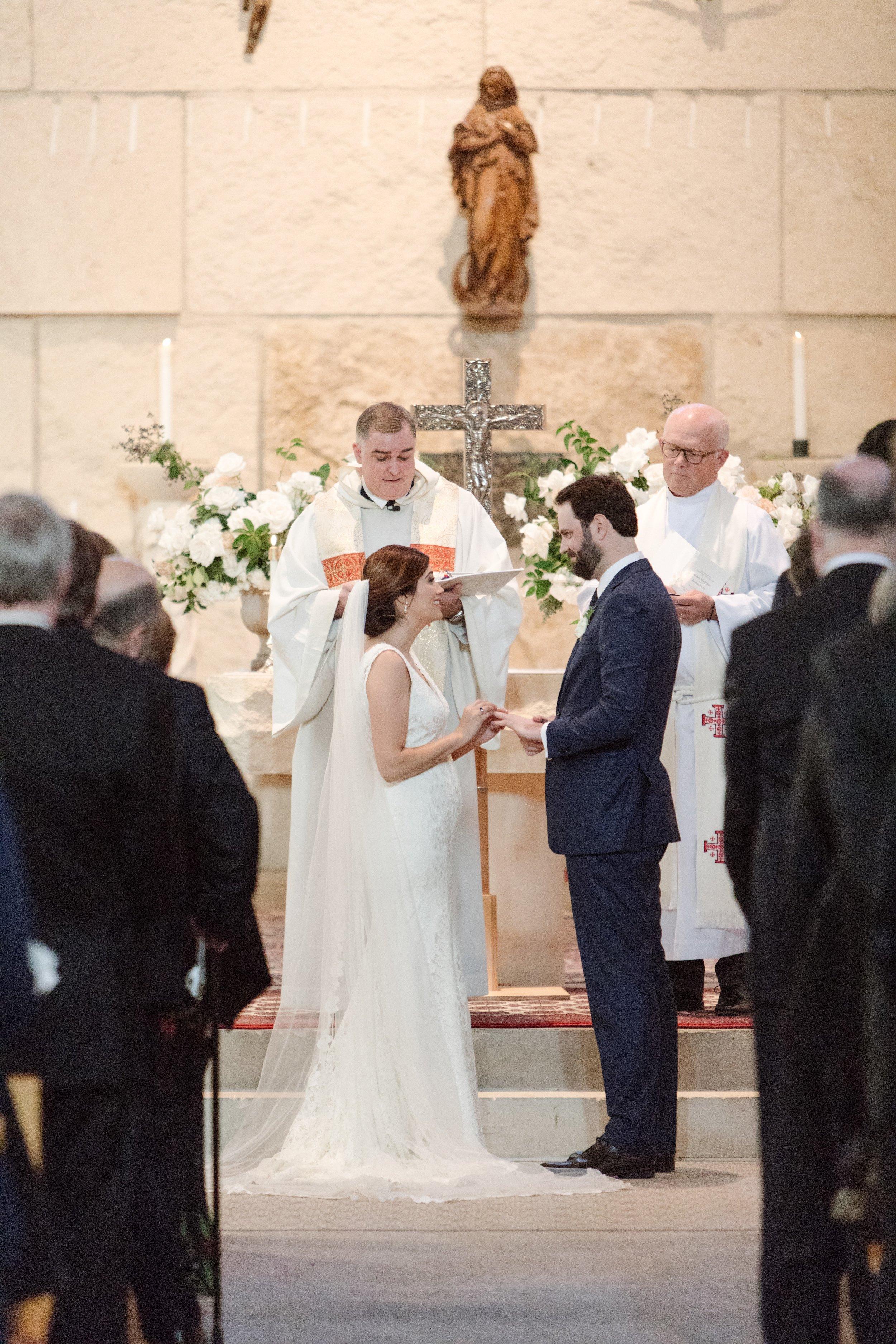 Ceremony Details - Dallas, Tx - Fall Wedding - Julian Leaver Events