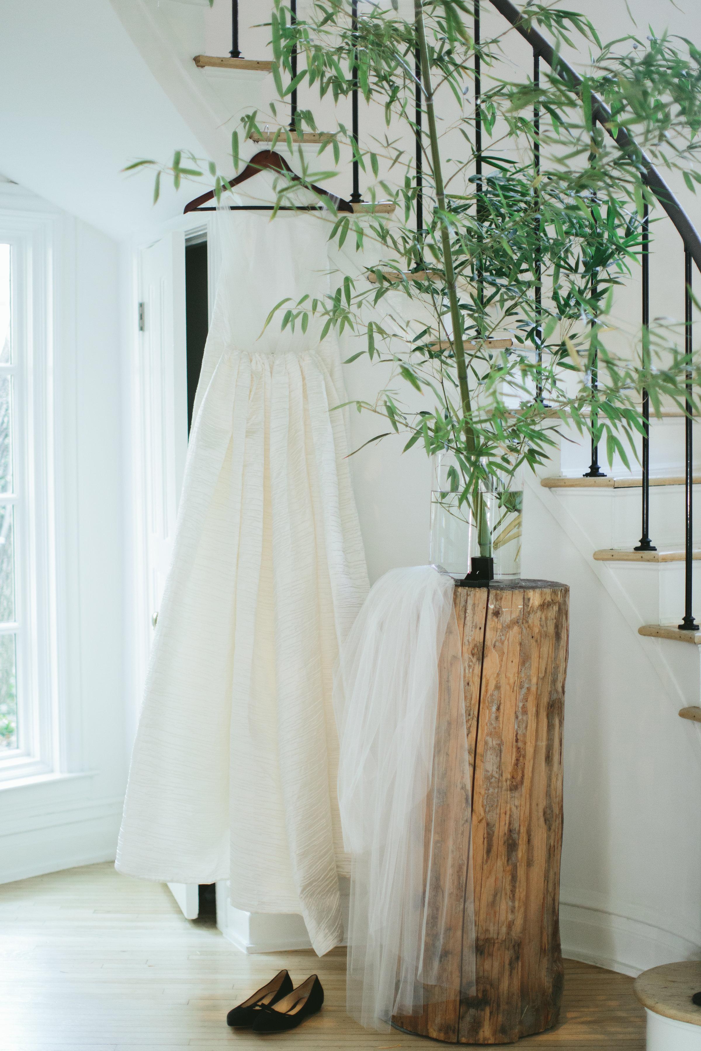 Wedding Dress - Dallas, TX - Fall Wedding - Julian Leaver Events