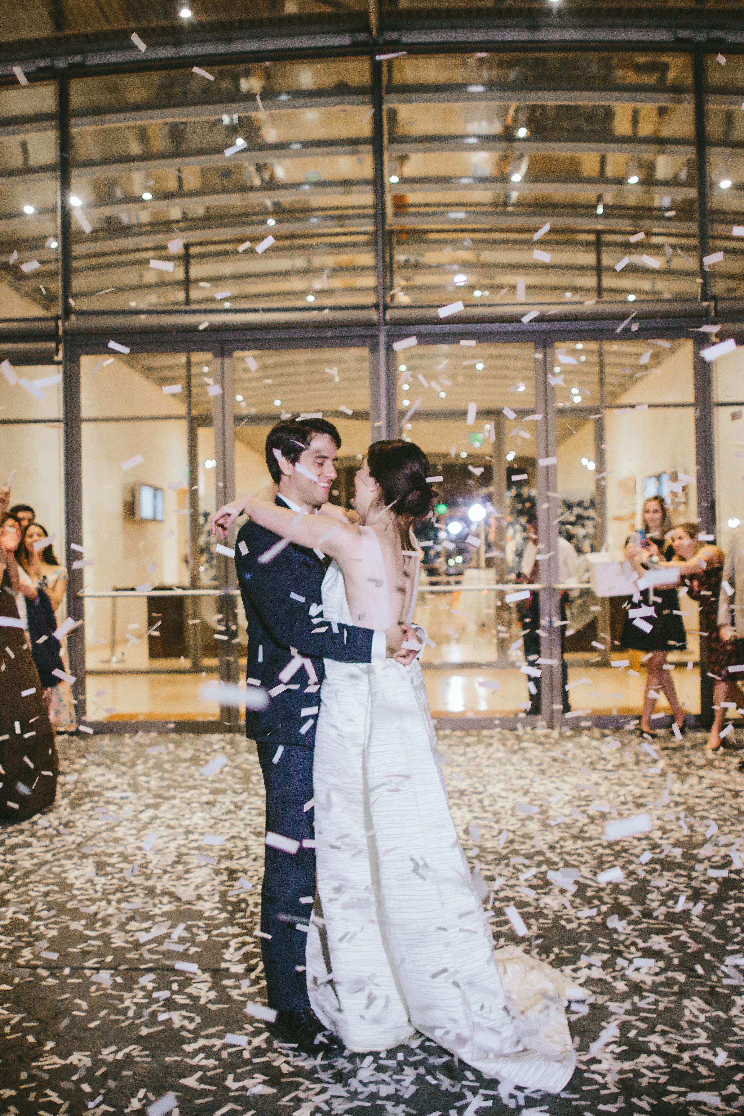Departure Details - Dallas, TX - Fall Wedding - Julian Leaver Events
