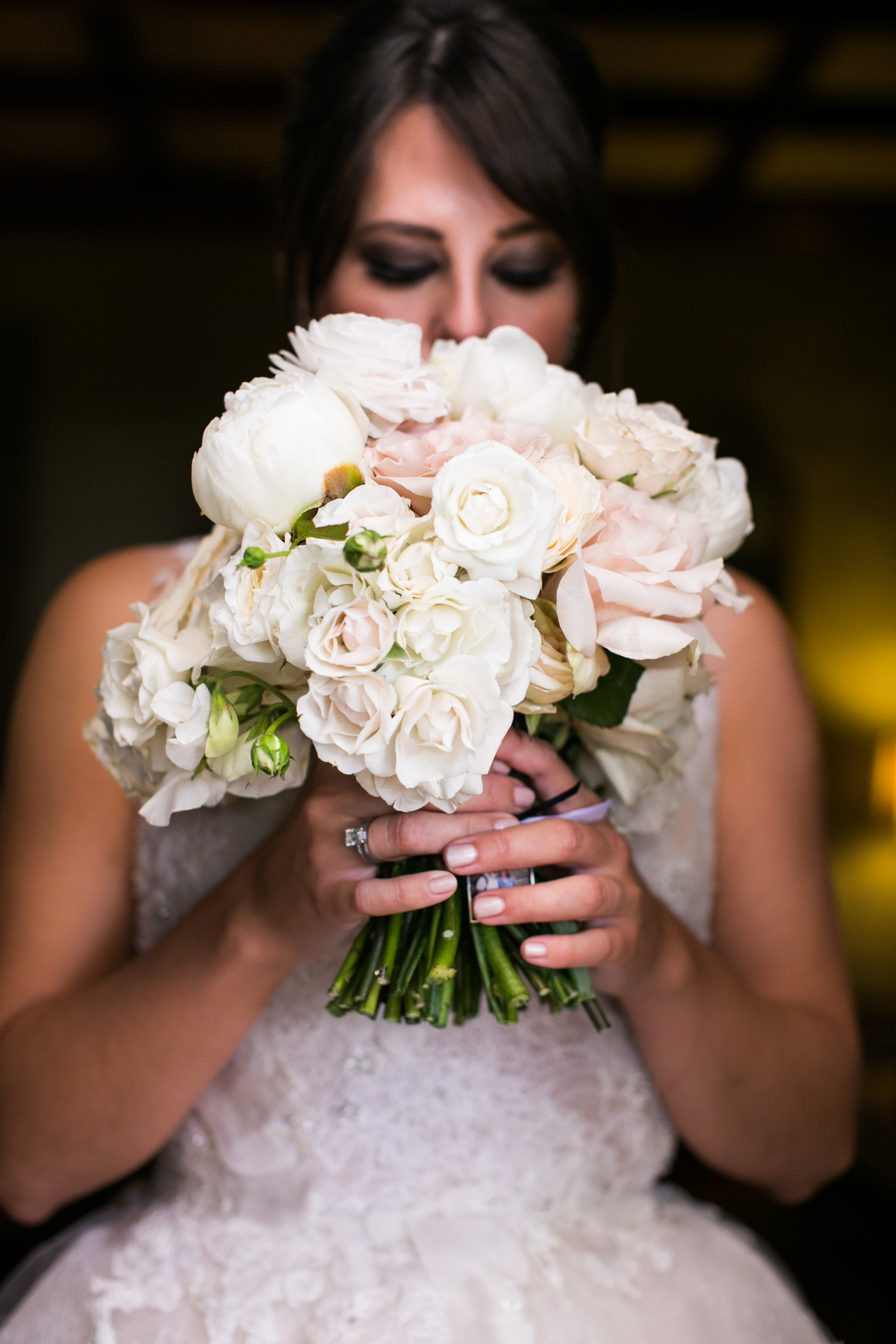 Bouquet Details - Amarillo, Texas - Fall Wedding - Julian Leaver Events