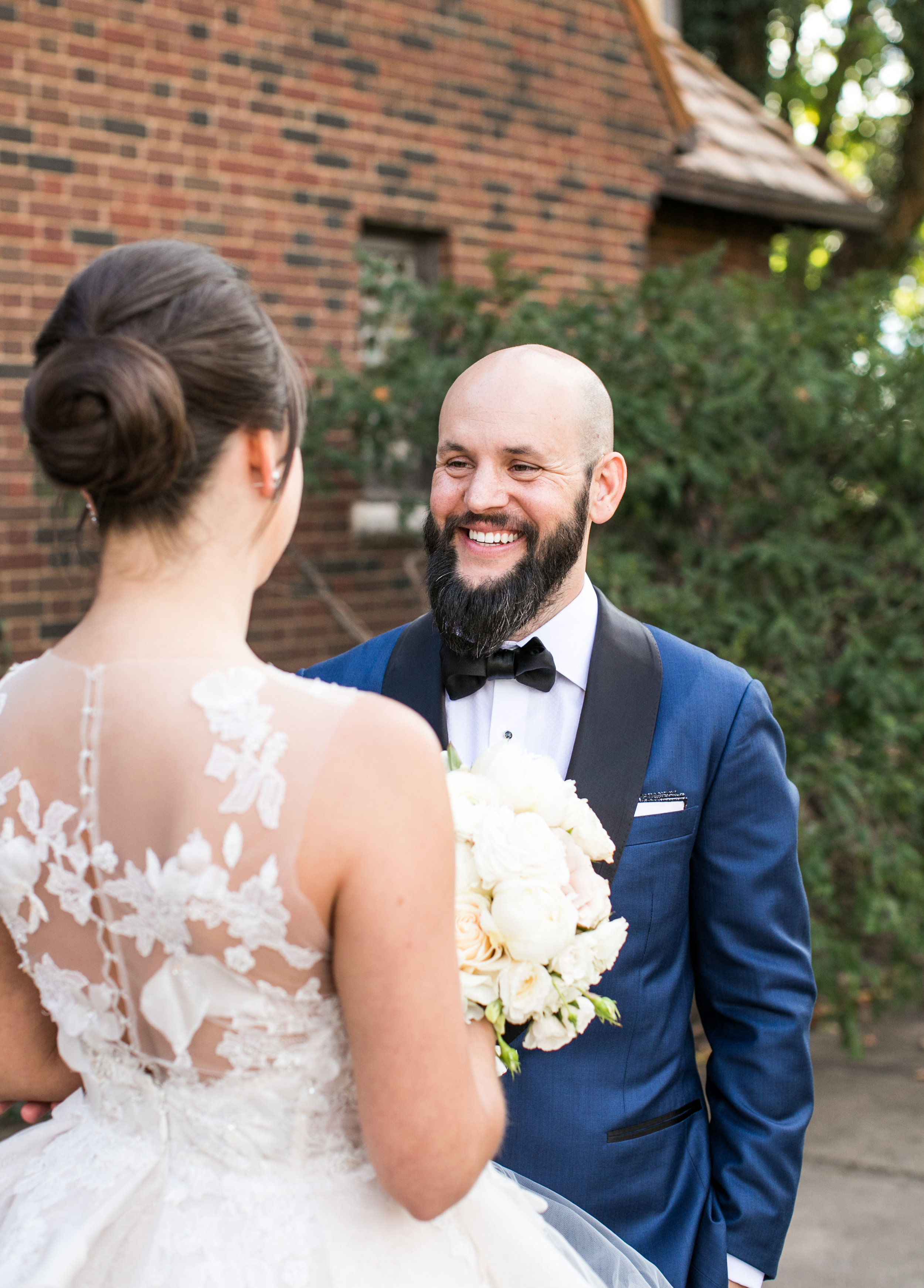 Couple Details - Amarillo, Texas - Fall Wedding - Julian Leaver Events