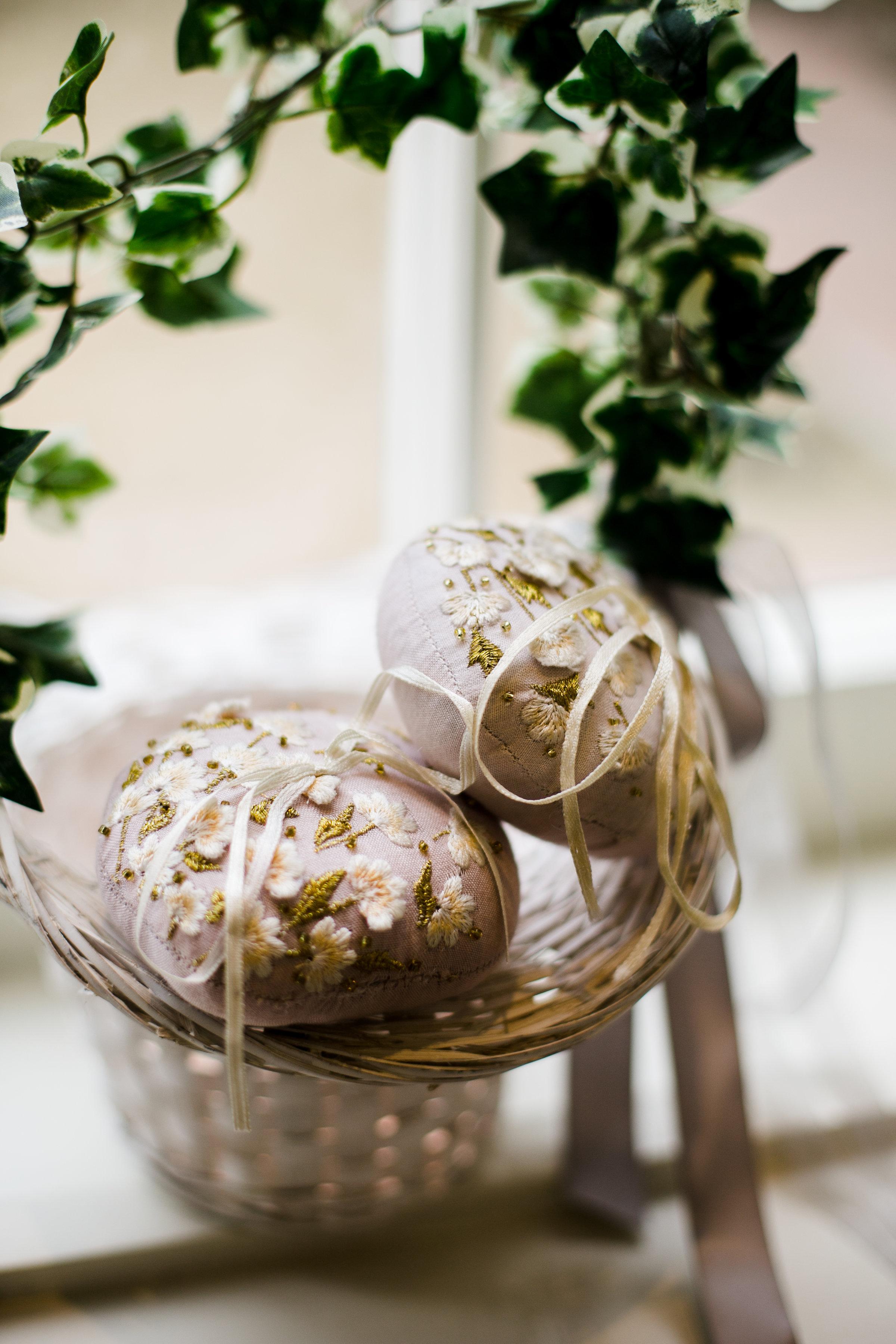 Bridal Details - Dallas, Texas - Winter Wedding - Julian Leaver Events