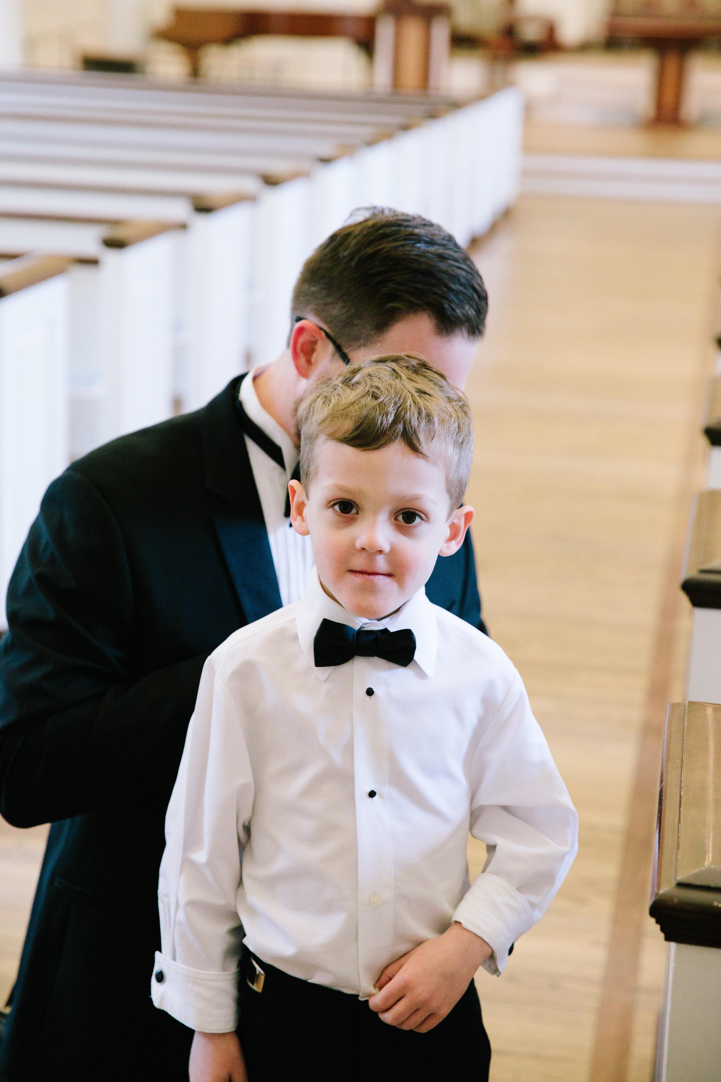 Groom Details - Dallas, Texas - Winter Wedding - Julian Leaver Events