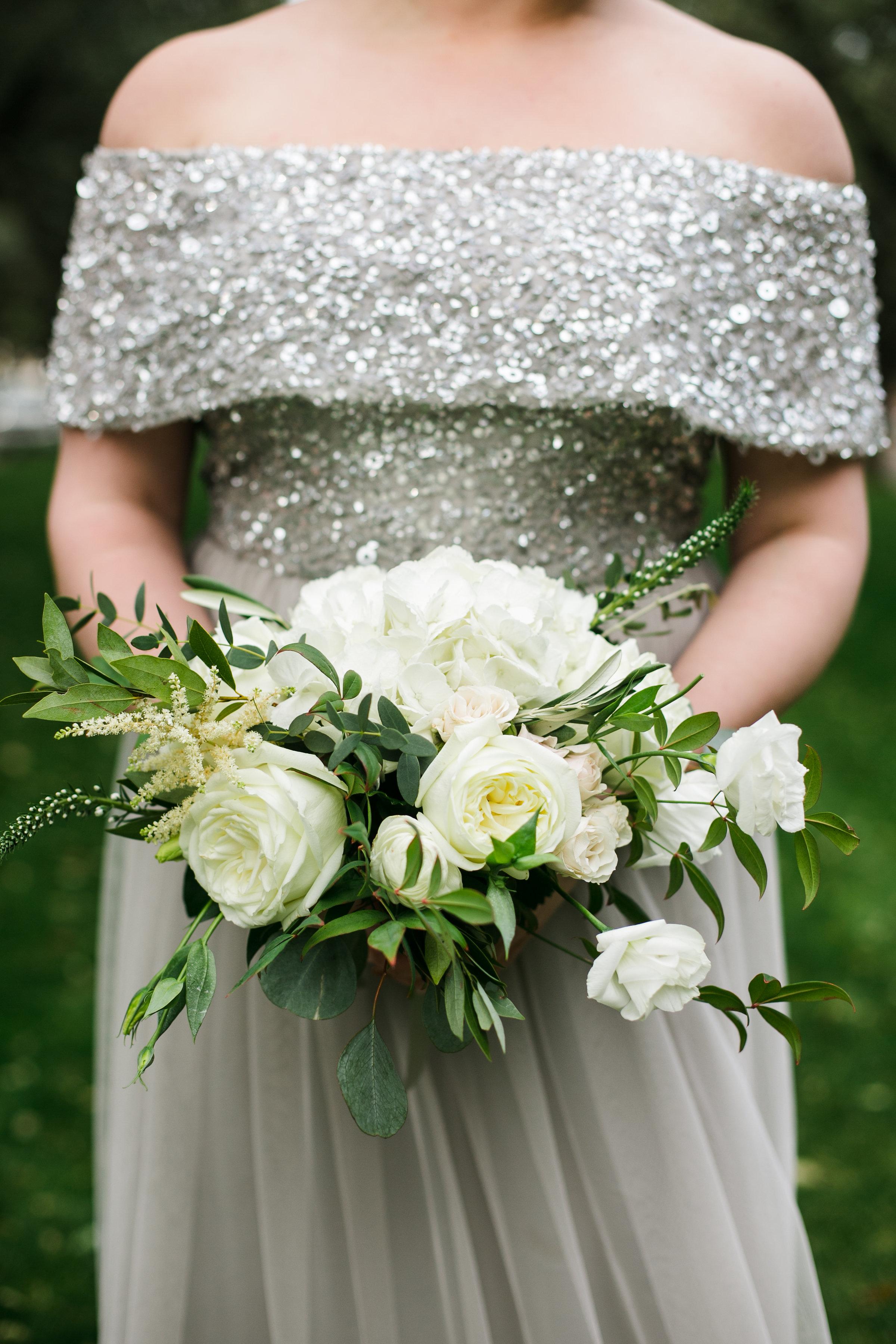 Floral Details - Dallas, Texas - Winter Wedding - Julian Leaver Events