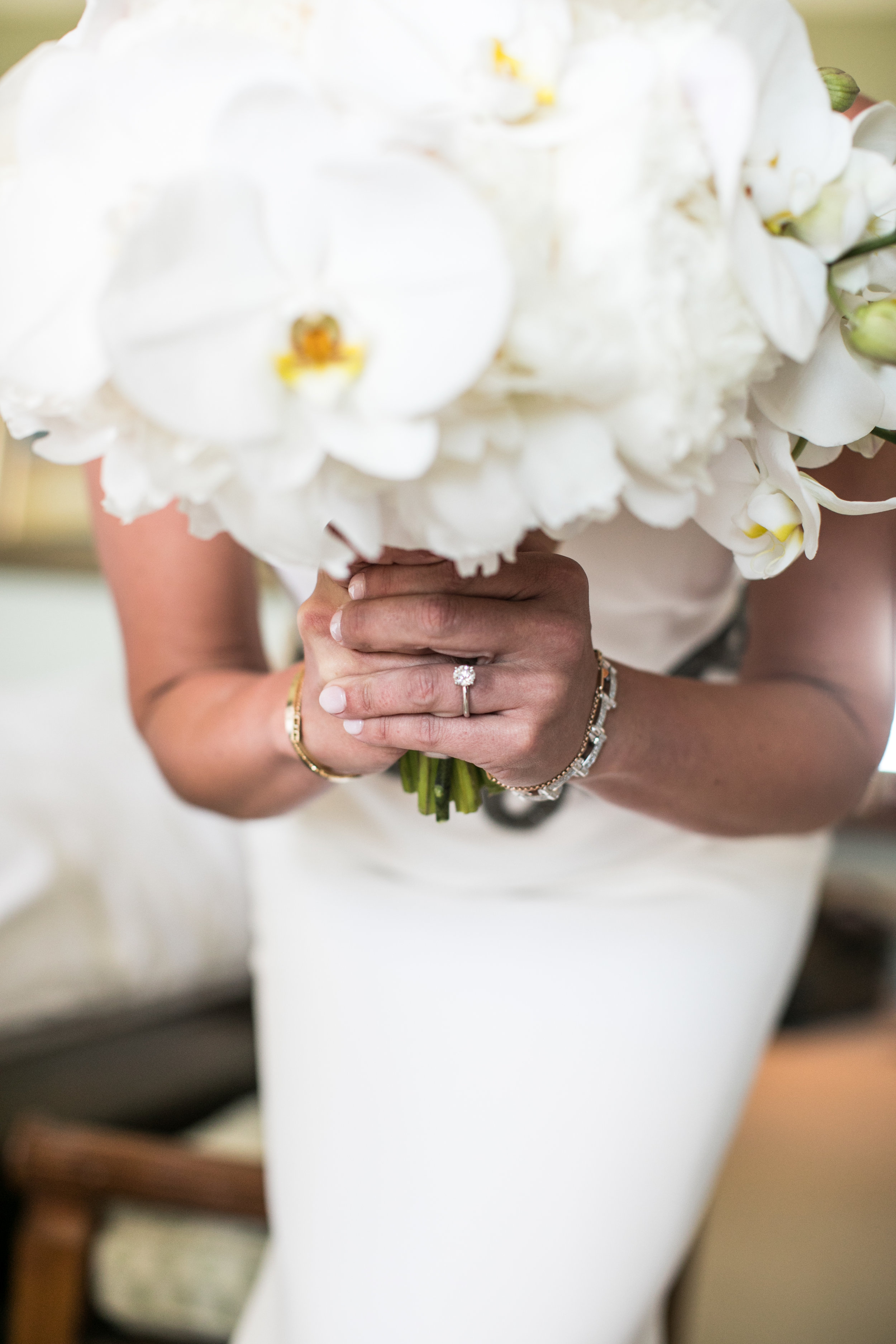 Floral Details - Laguna Beach, California - Summer Wedding - Julian Leaver Events
