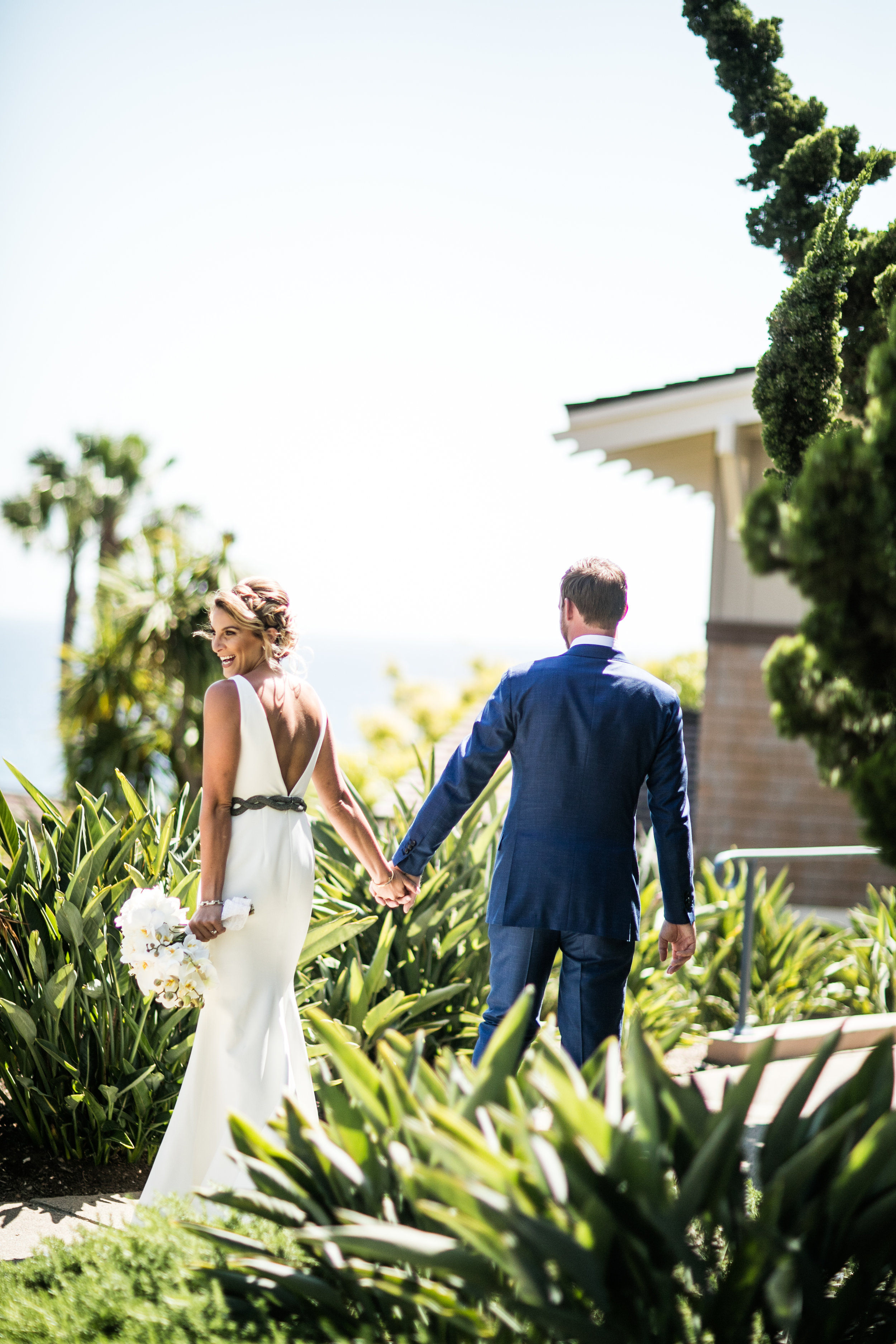First Look Details - Laguna Beach, California - Summer Wedding - Julian Leaver Events