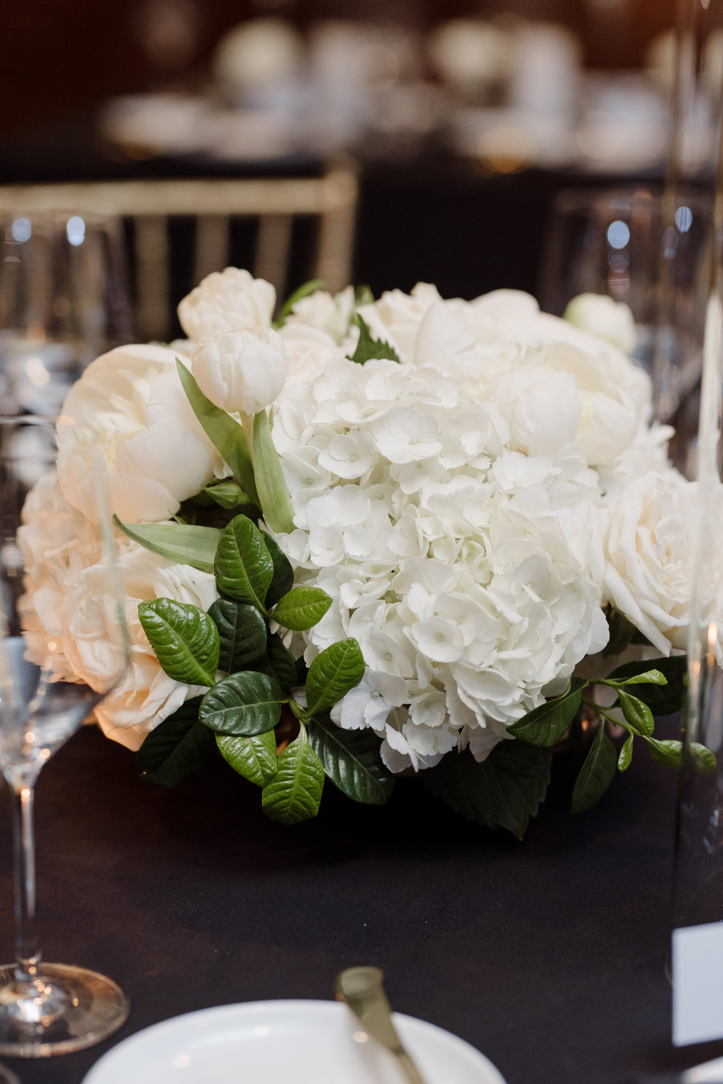 Wedding Reception Details - Dallas, Texas -Spring Wedding - Julian Leaver Events