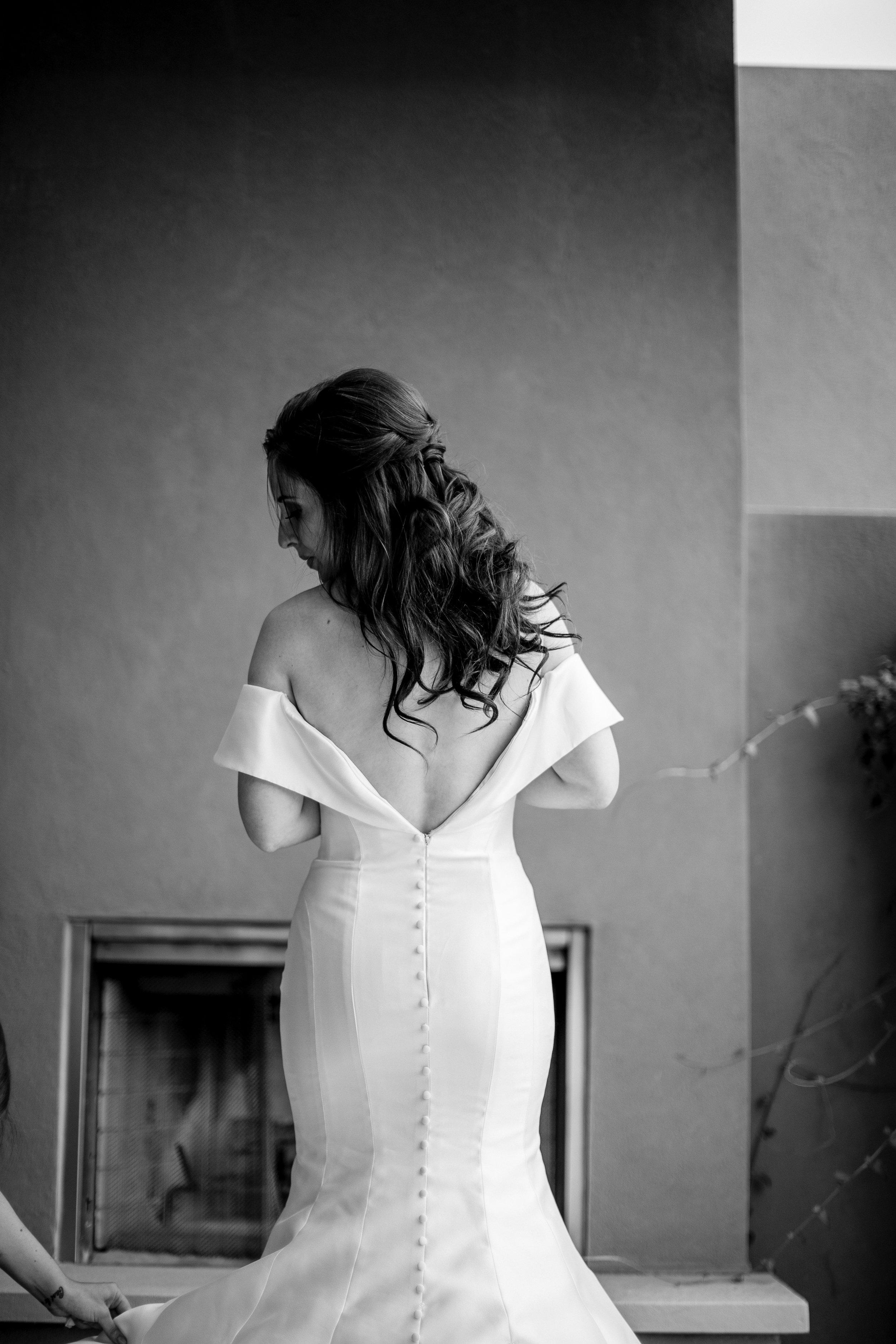 Bride Details - Santa Fe, New Mexico - Summer Wedding - Julian Leaver Events