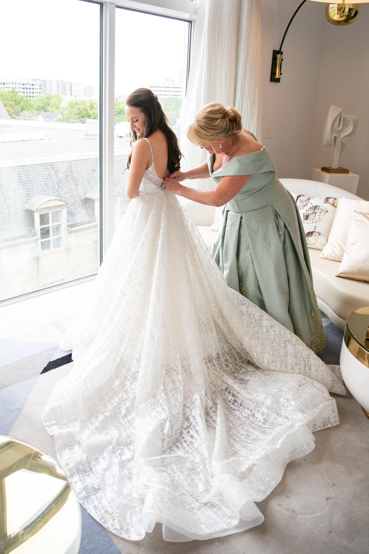 Bride Details - Dallas, Texas - Spring Wedding - Julian Leaver Events