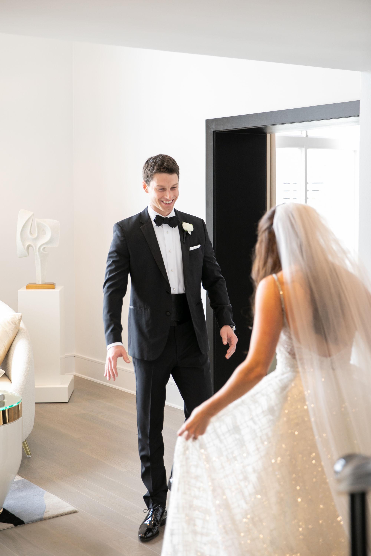 Couple Details - Dallas, Texas - Spring Wedding - Julian Leaver Events