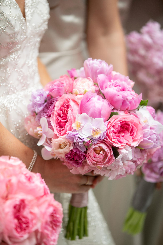 Floral Details - Dallas, Texas - Spring Wedding - Julian Leaver Events