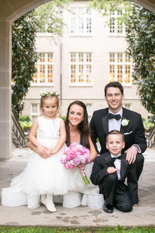 Bridal Party Details - Dallas, Texas - Spring Wedding - Julian Leaver Events