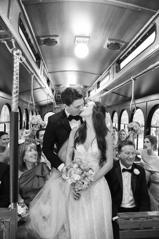 Wedding Couple - Dallas, Texas - Spring Wedding - Julian Leaver Events