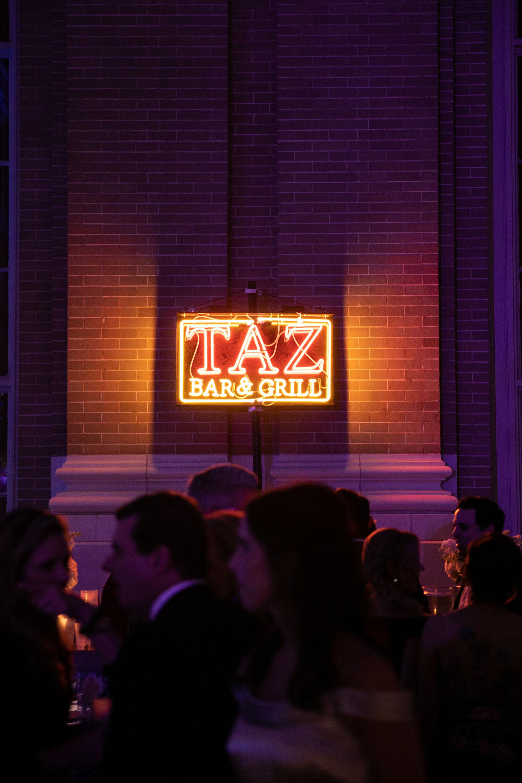 Wedding Reception Details - Dallas, Texas - Spring Wedding - Julian Leaver Events