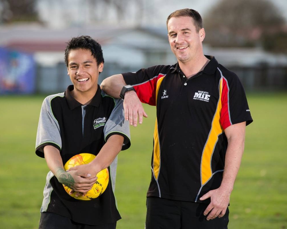 The WaterBoy gives kids a sporting chance -
